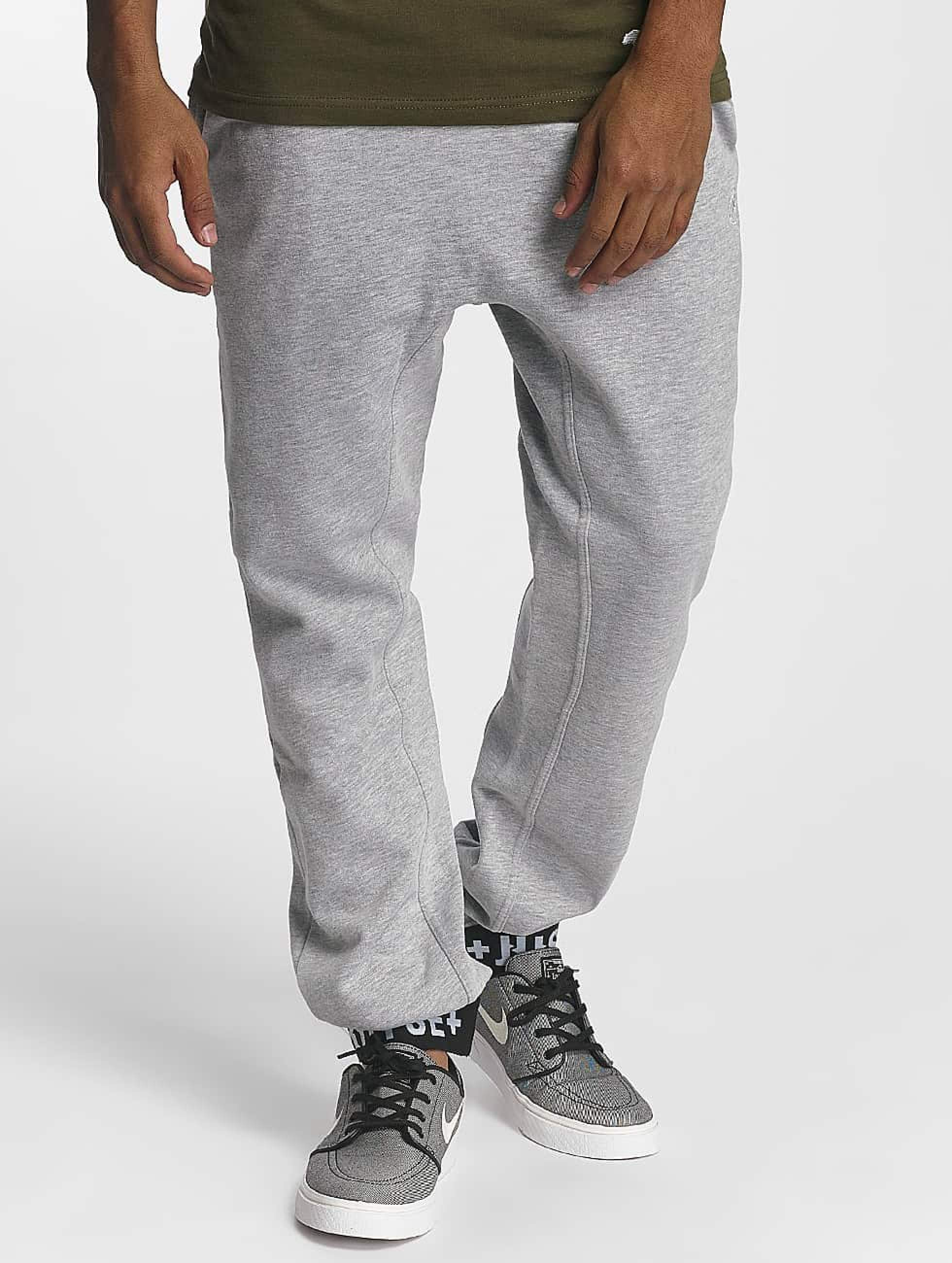 Just Rhyse / Sweat Pant Cottonwood in grey 3XL