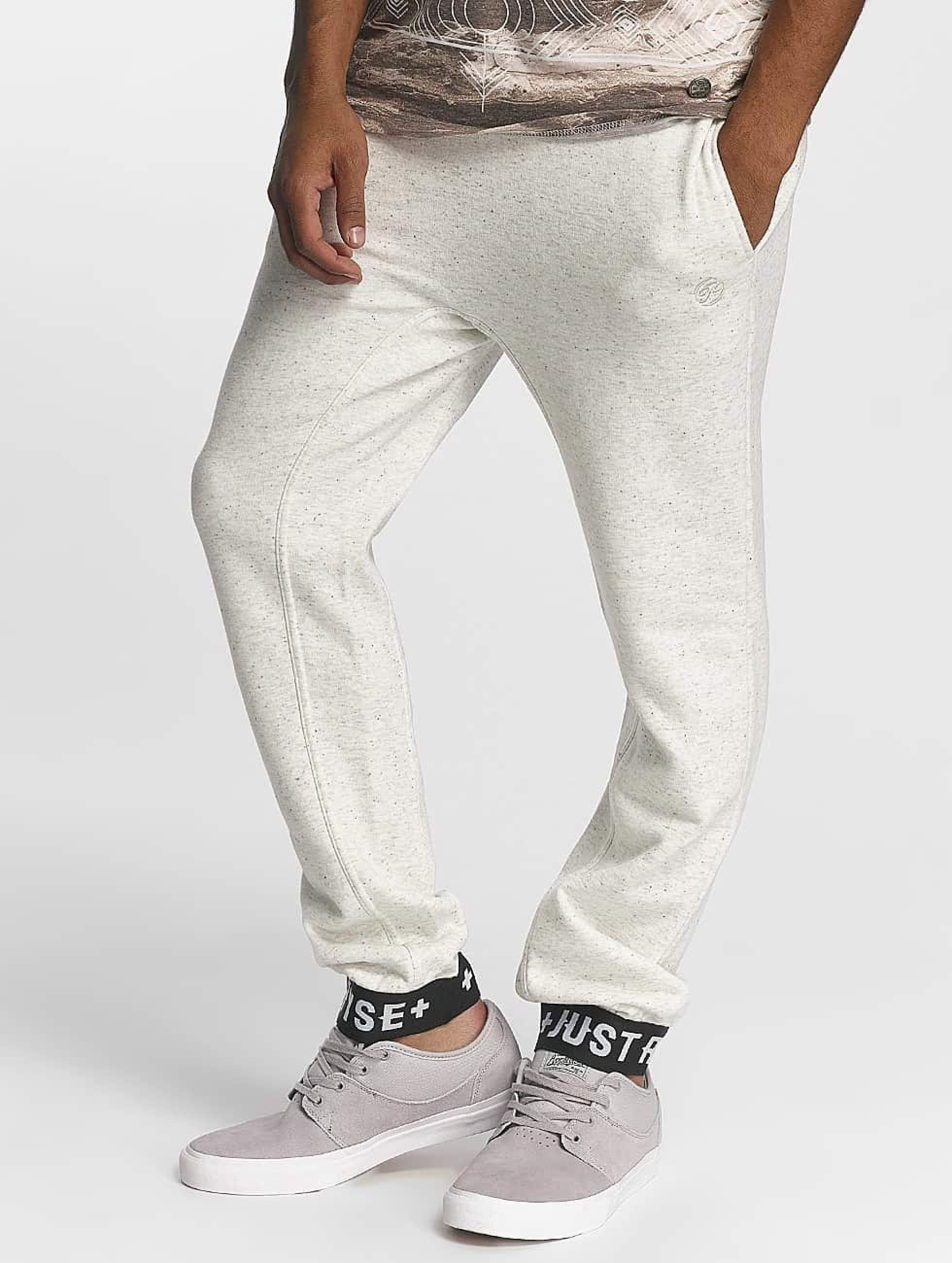 Just Rhyse / Sweat Pant Cottonwood in white L