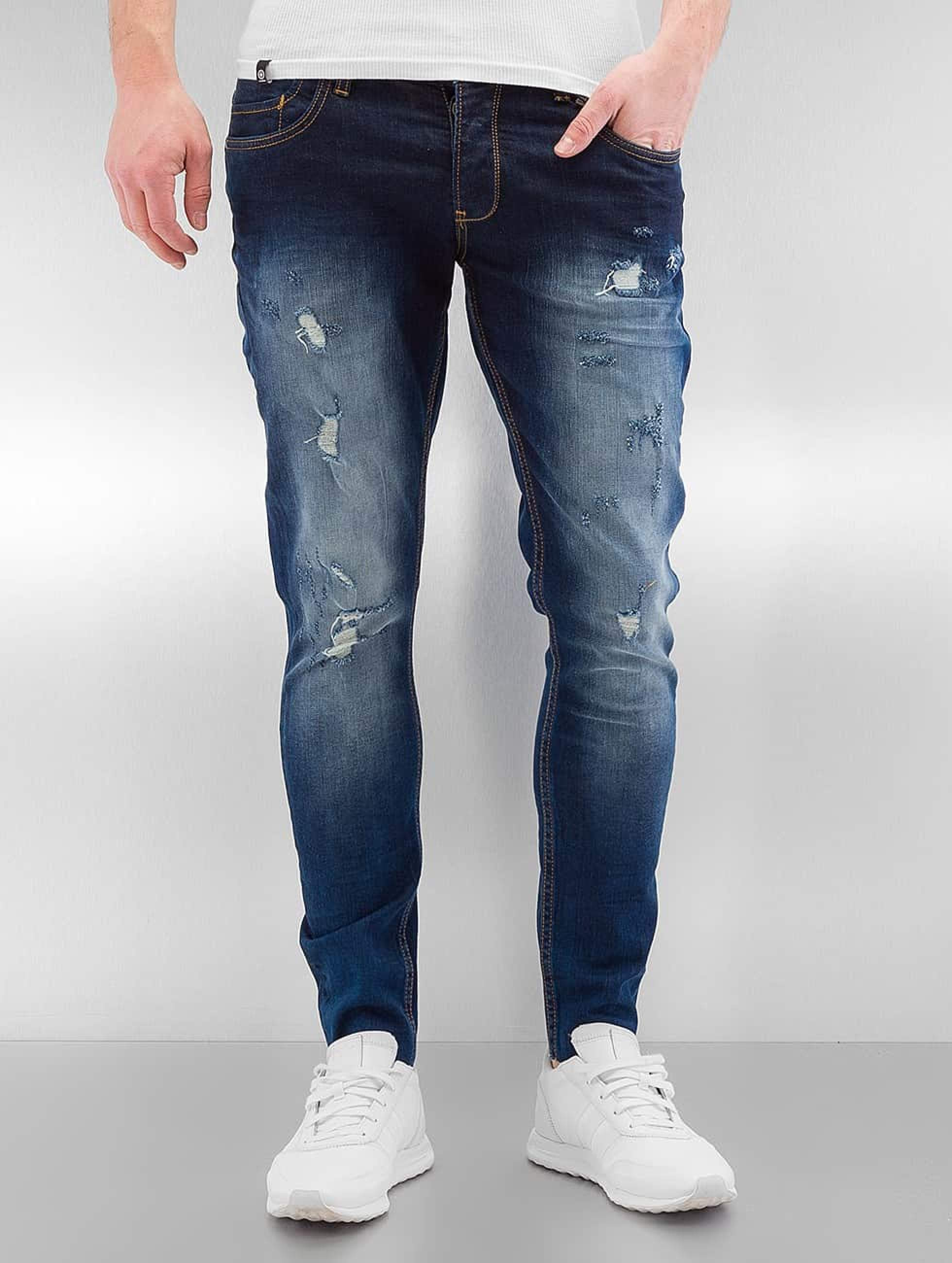 Bangastic / Slim Fit Jeans A75 in blue W 33