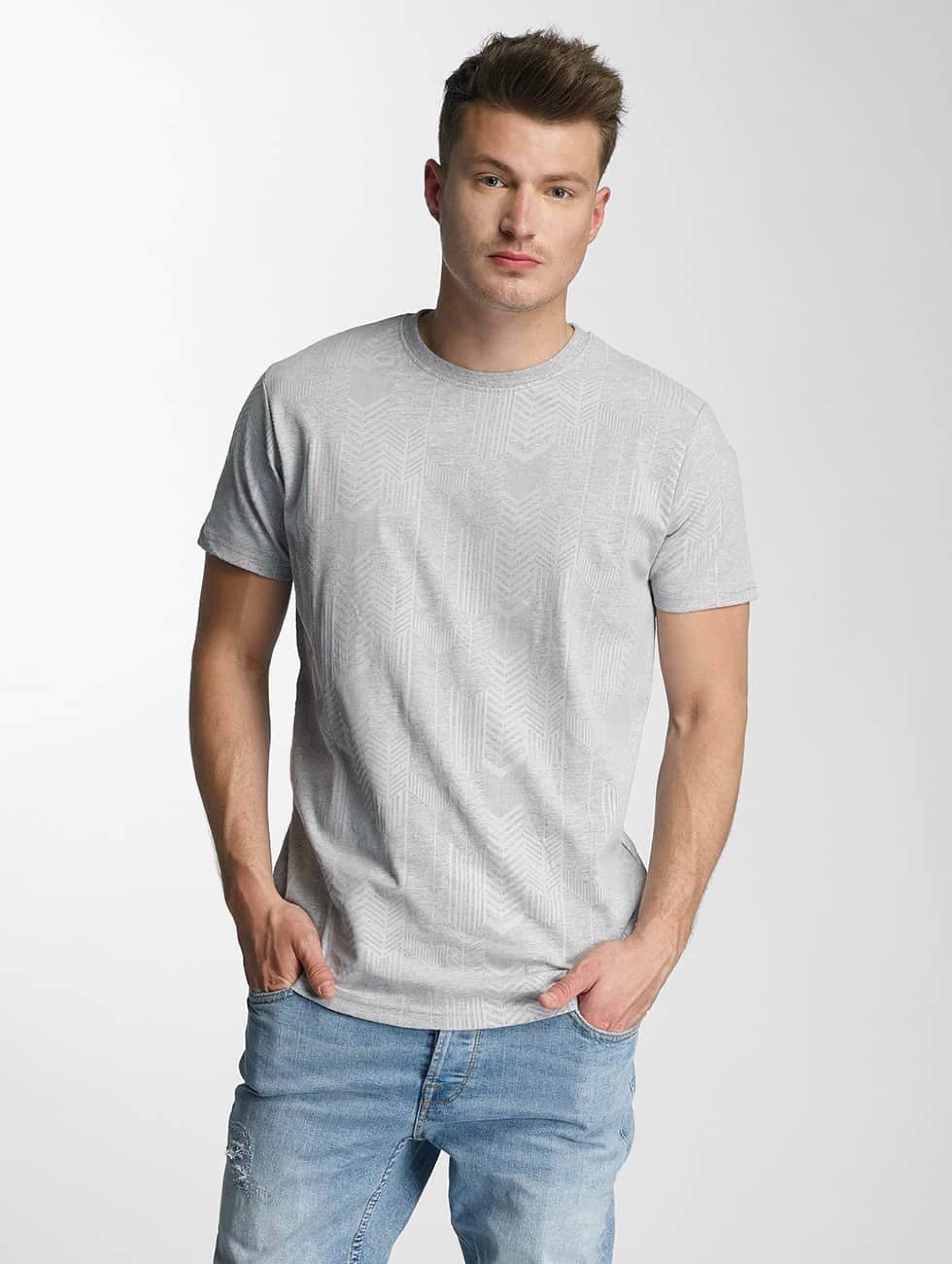 Just Rhyse / T-Shirt Tionesta in grey 3XL