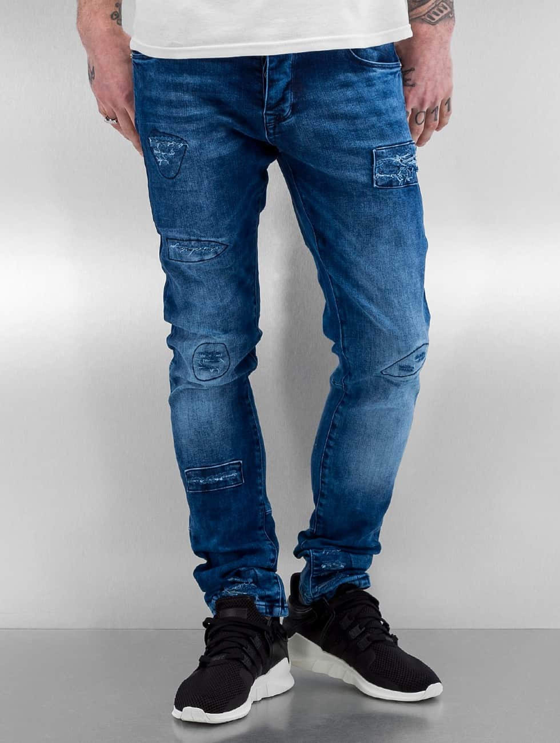 2Y / Skinny Jeans Ofnir in blue W 29