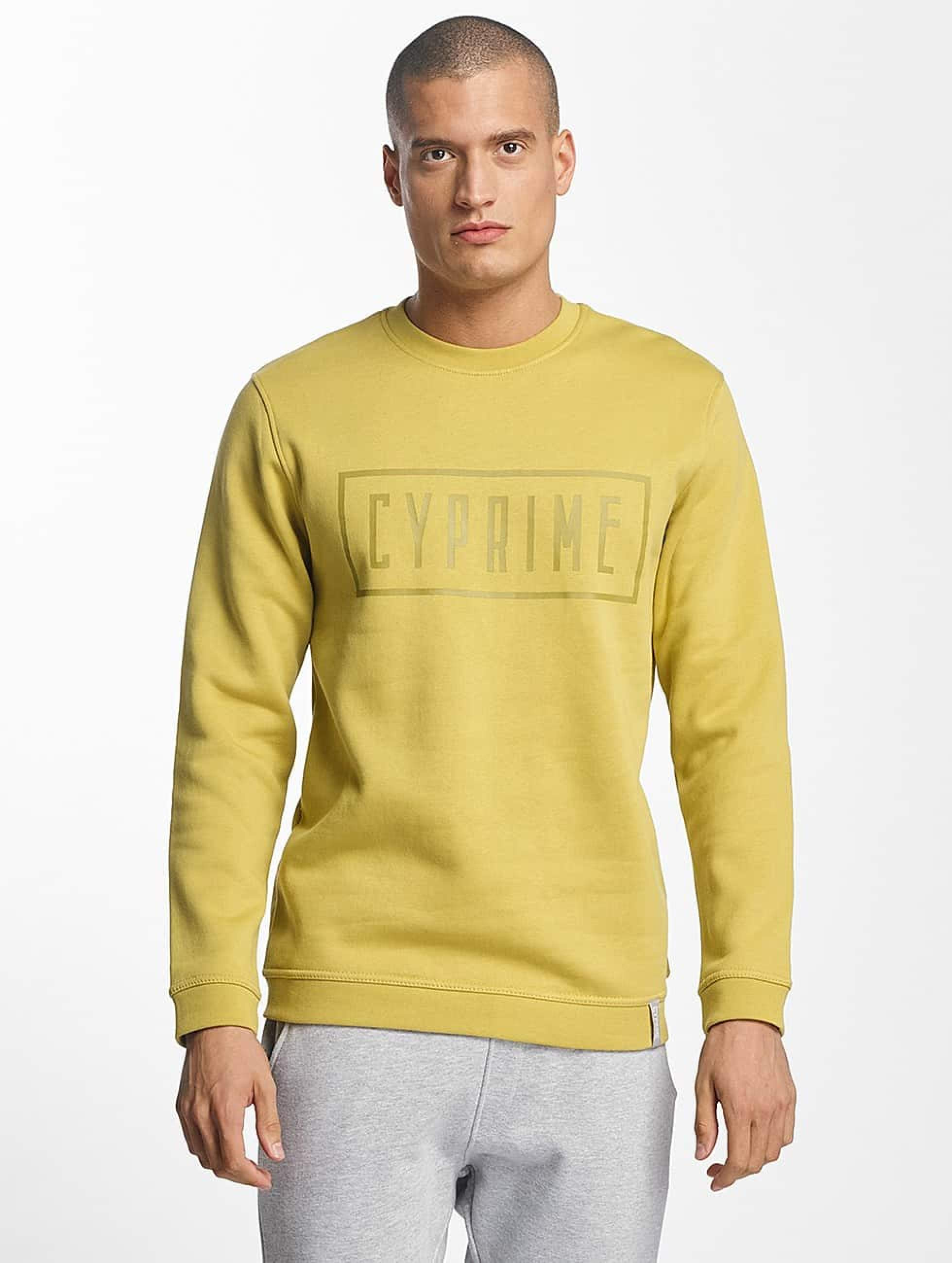 Cyprime / Jumper Radon in yellow S