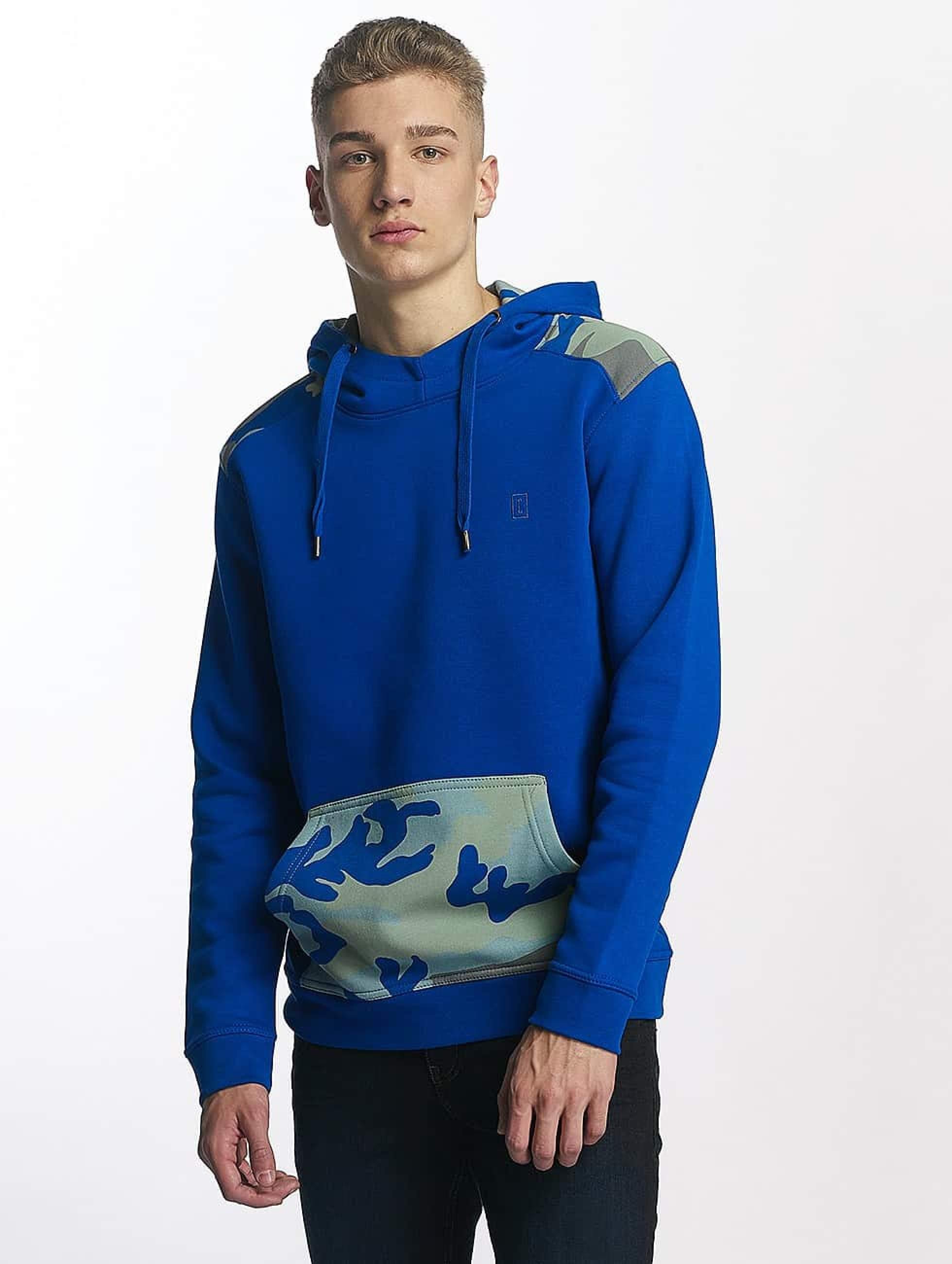Cyprime / Hoodie Kryton in blue L