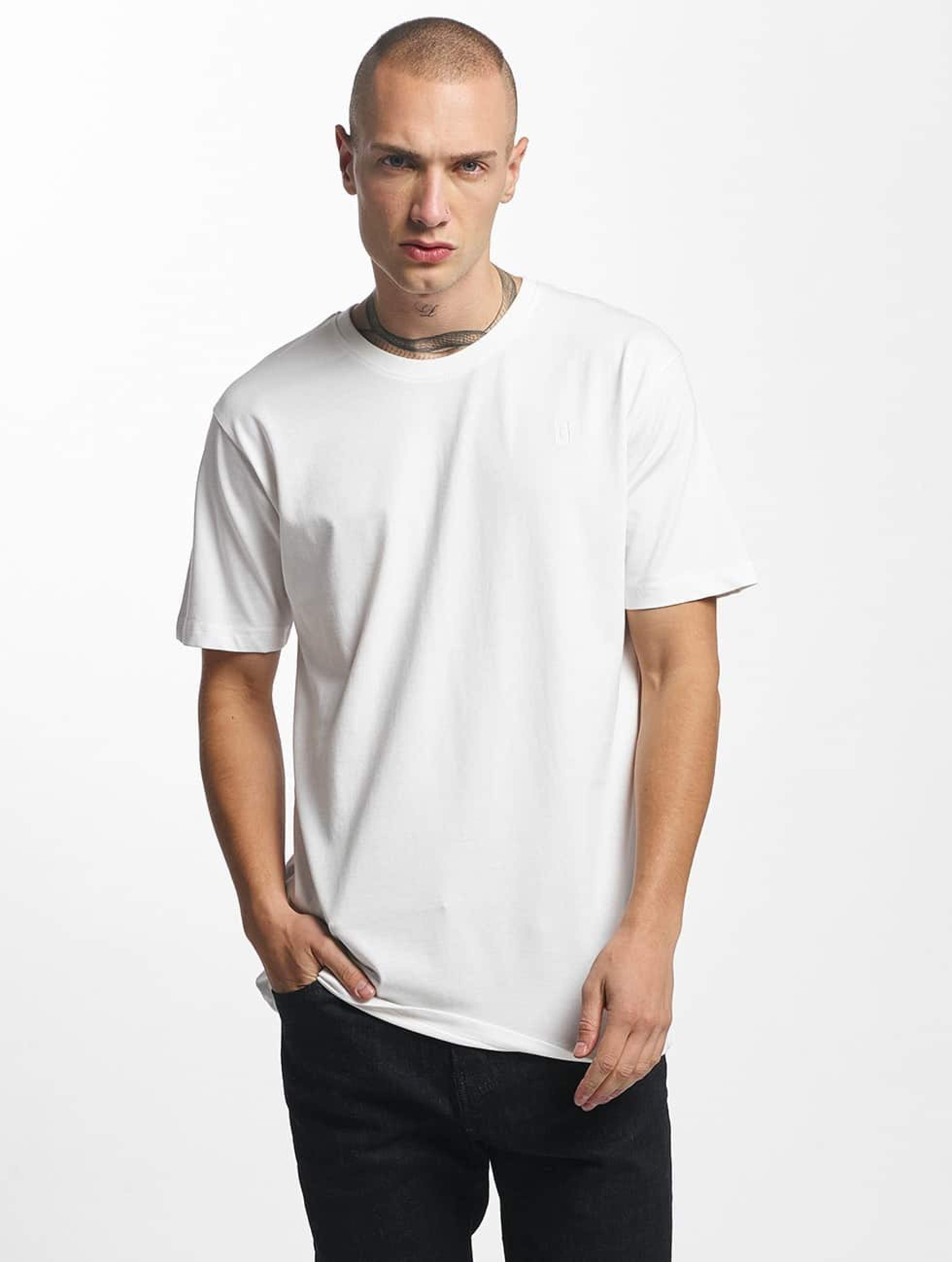 Cyprime / T-Shirt Titanium in white S