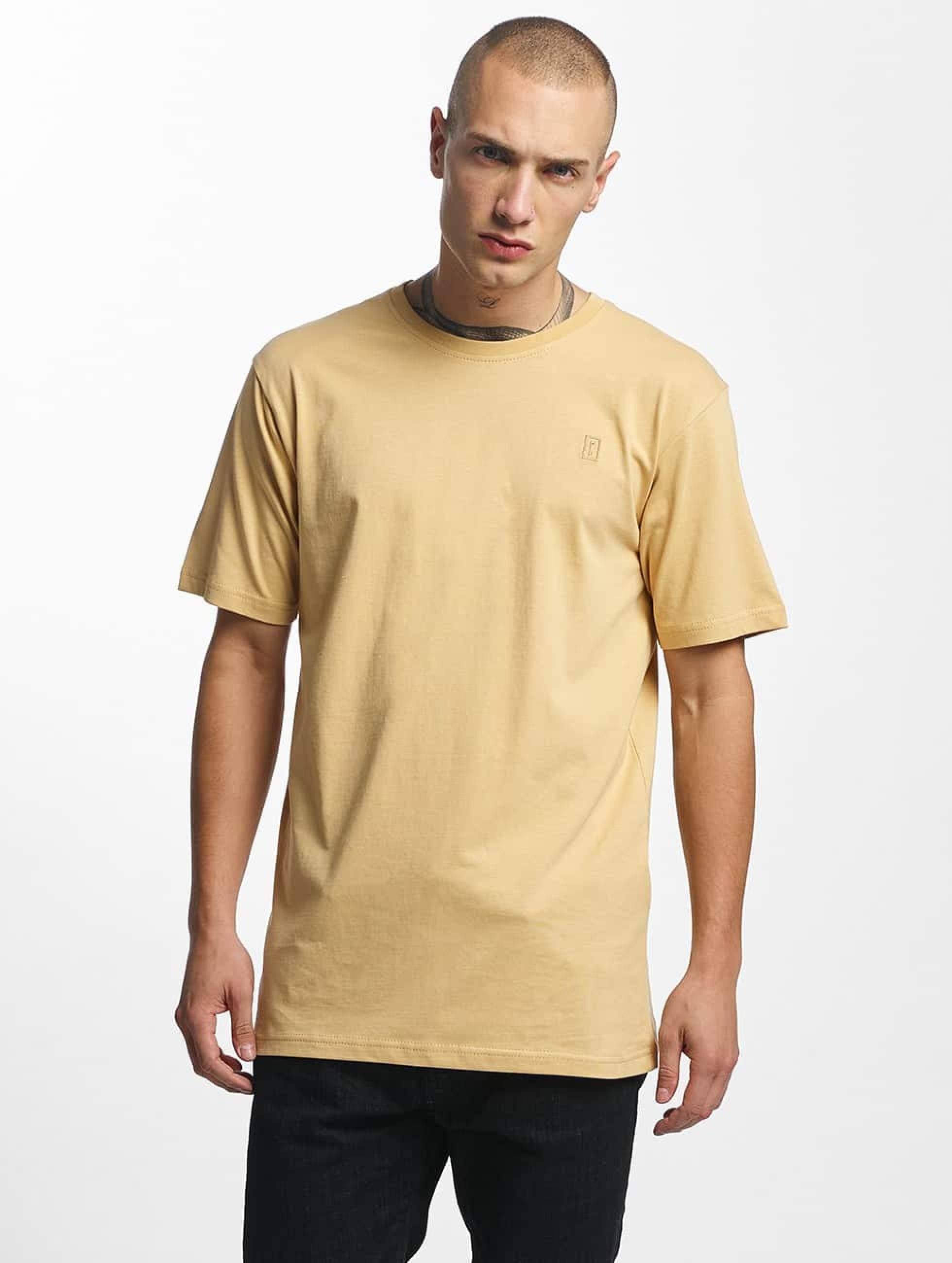 Cyprime / T-Shirt Titanium in beige L