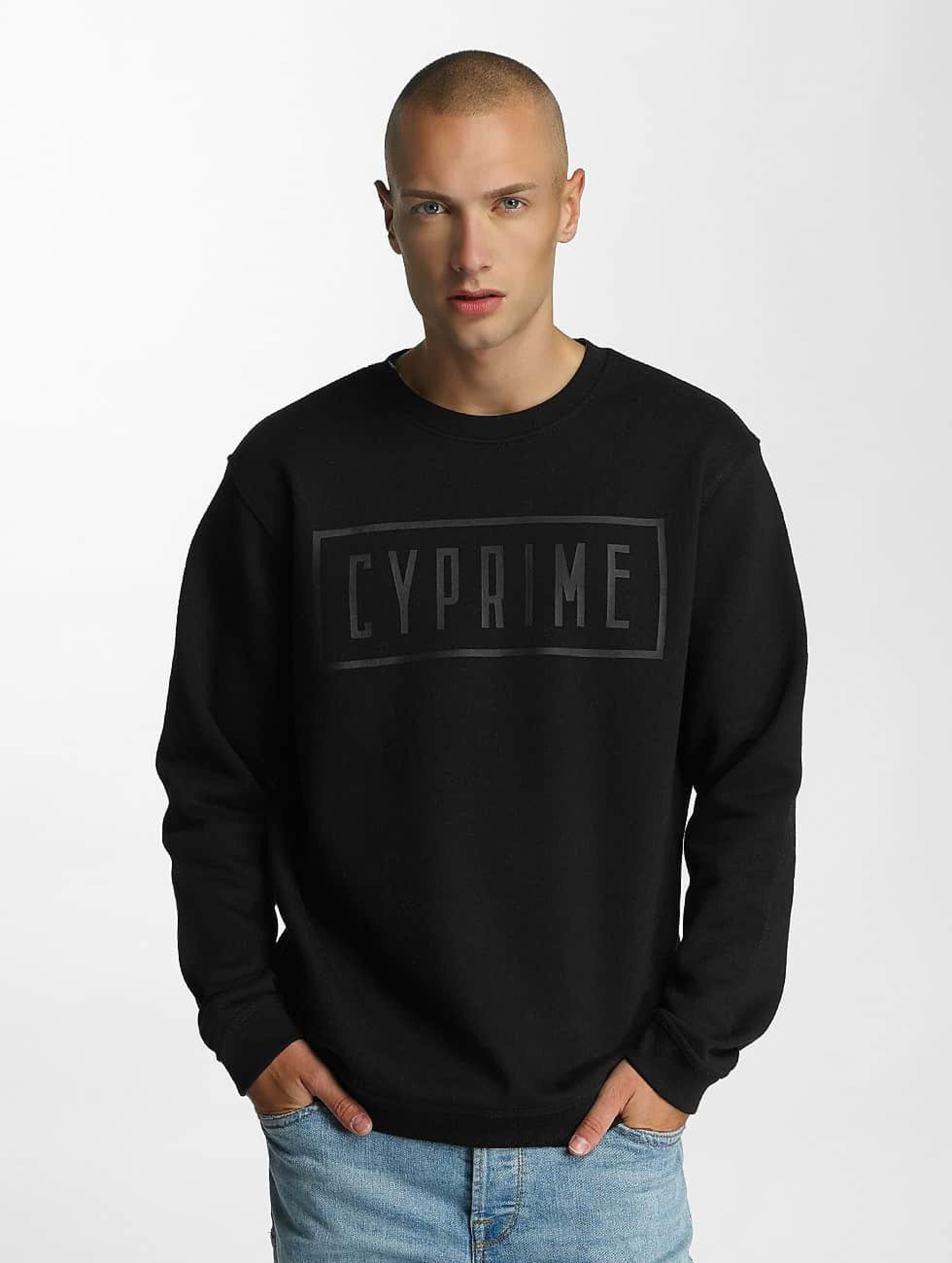 Cyprime / Jumper Zirconium in black M