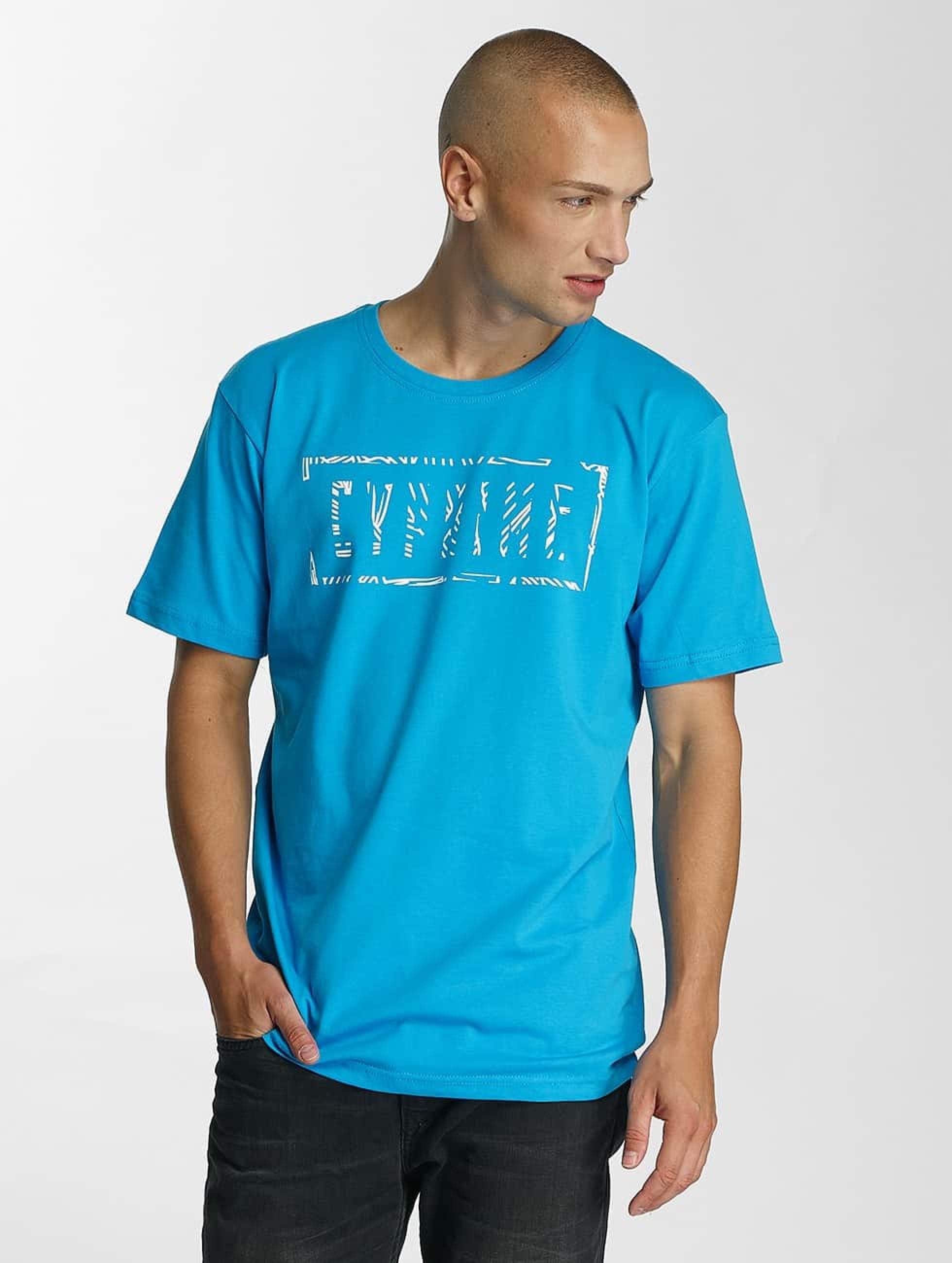 Cyprime / T-Shirt Cerium in turquoise L