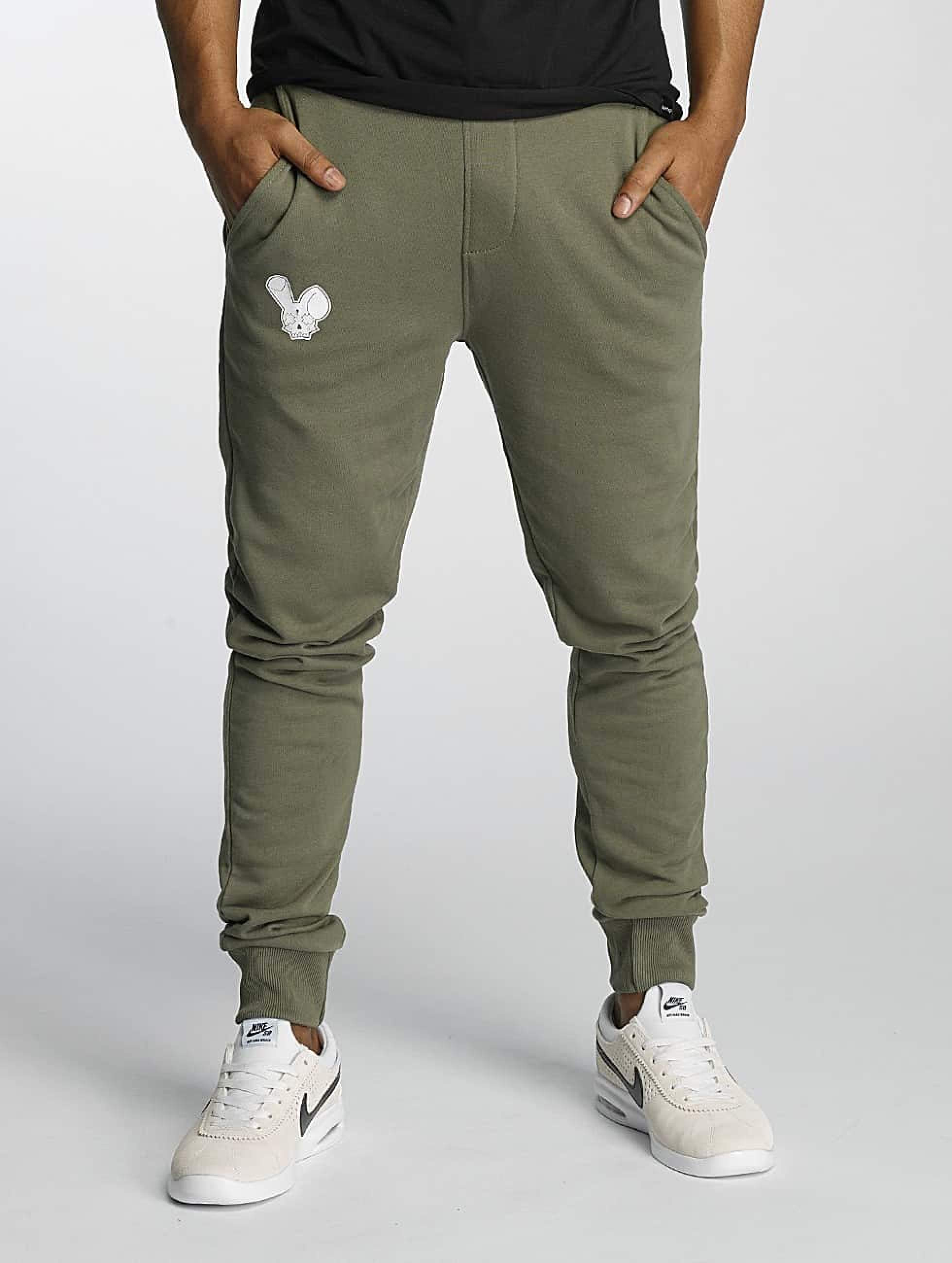 Who Shot Ya? / Sweat Pant Woonun Xan in olive S