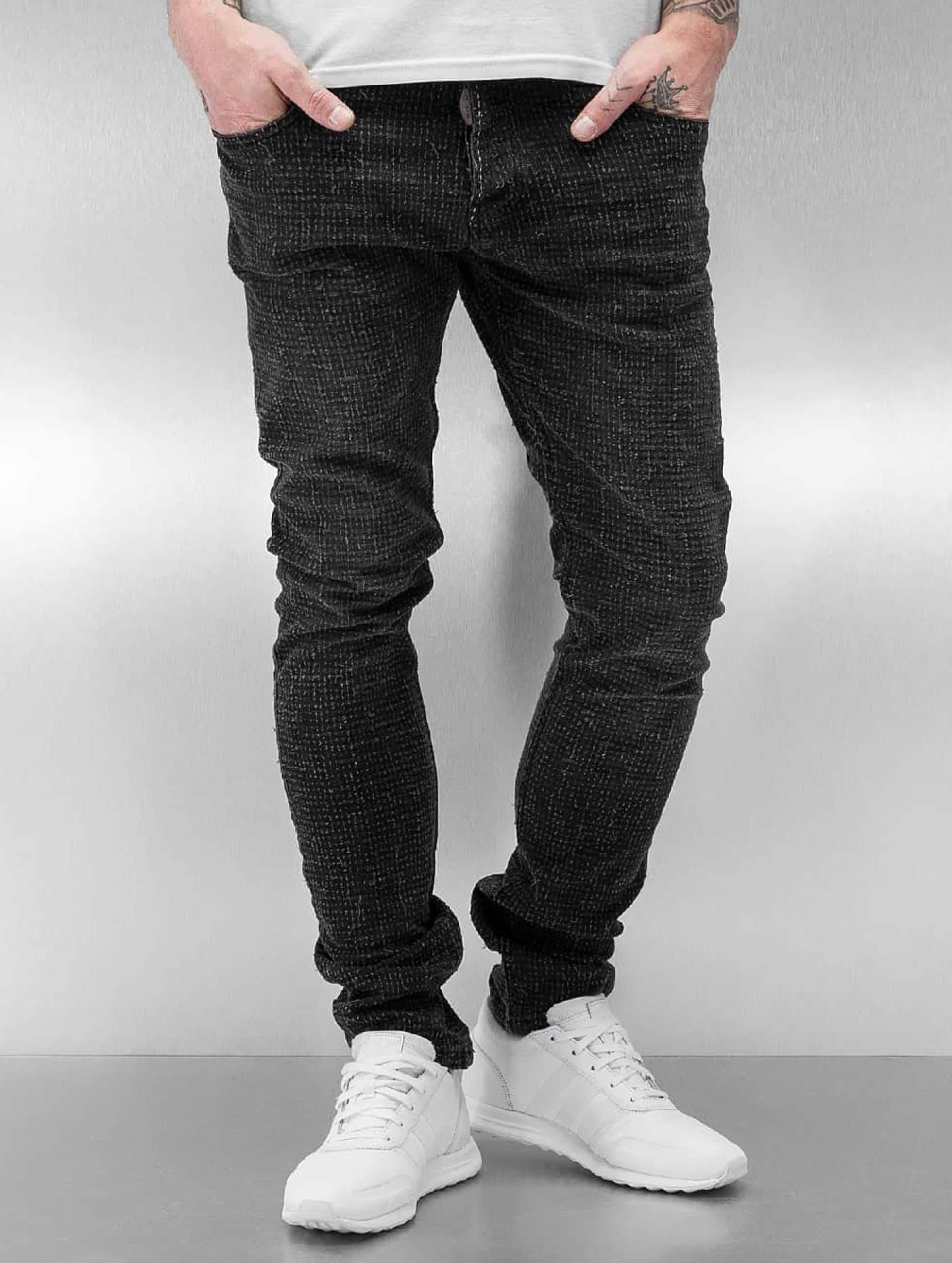 2Y / Skinny Jeans Svaki in black W 36