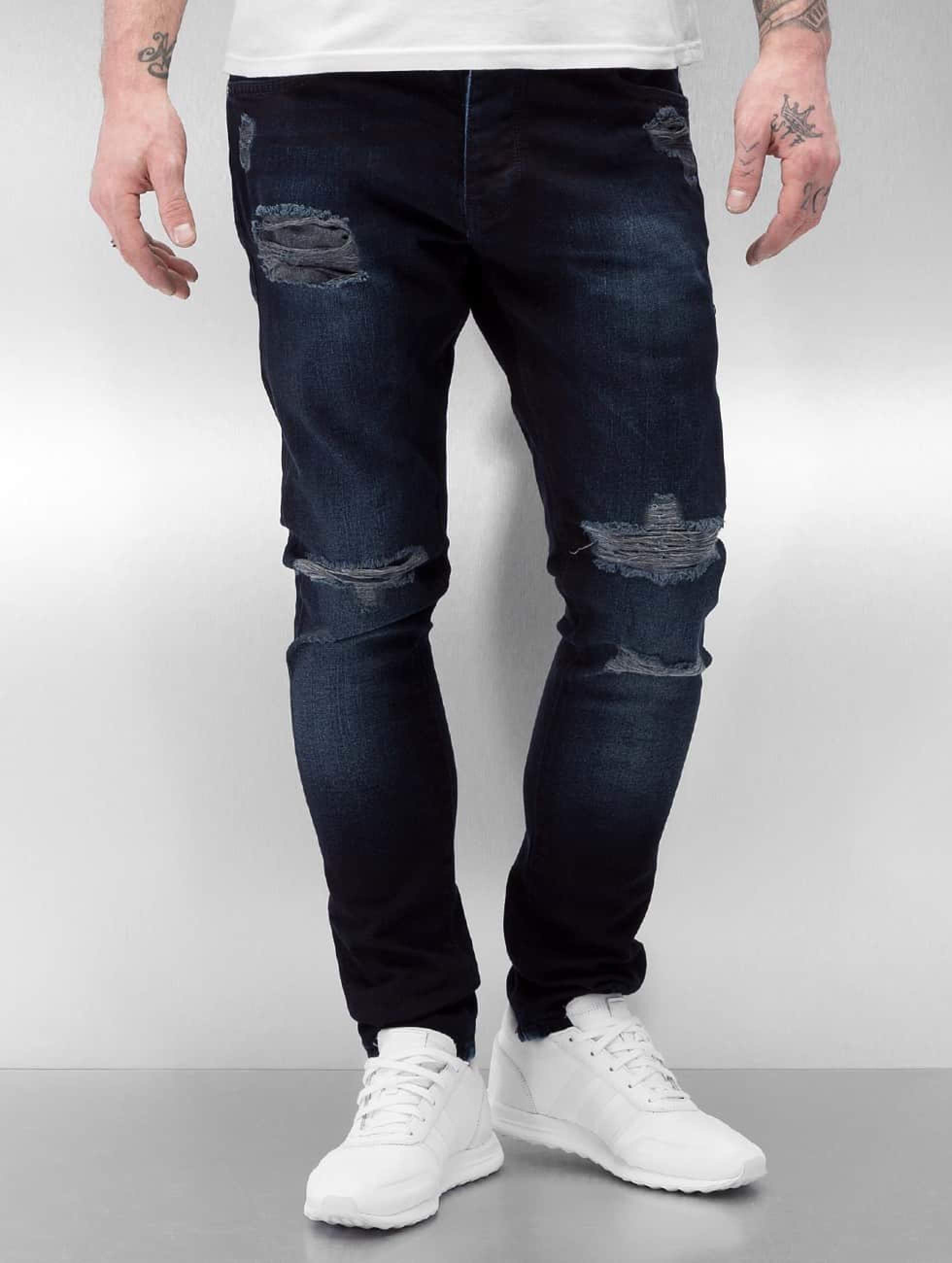 2Y / Skinny Jeans Erill in black W 30