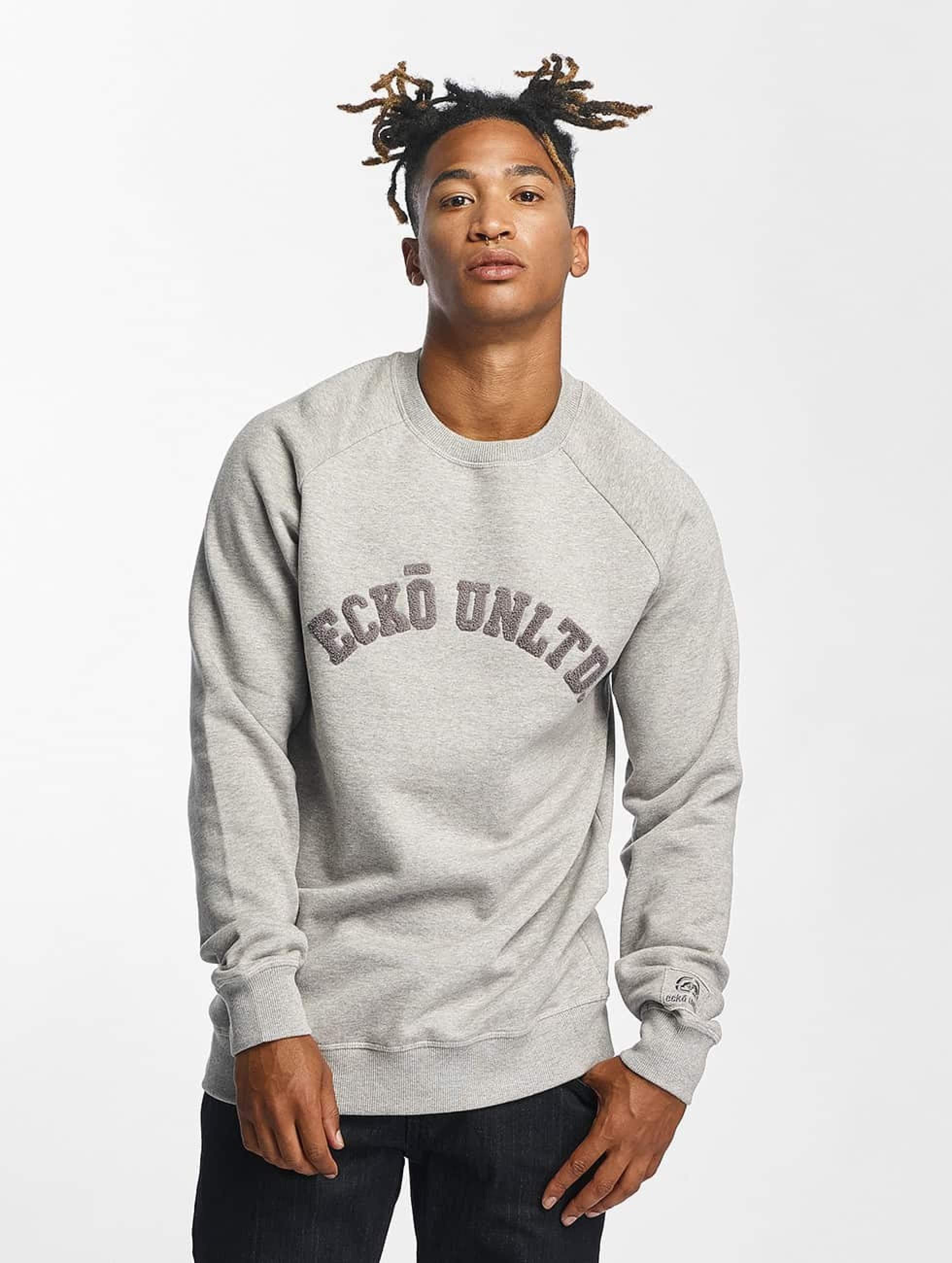 Ecko Unltd. / Jumper Dagoba in grey XL