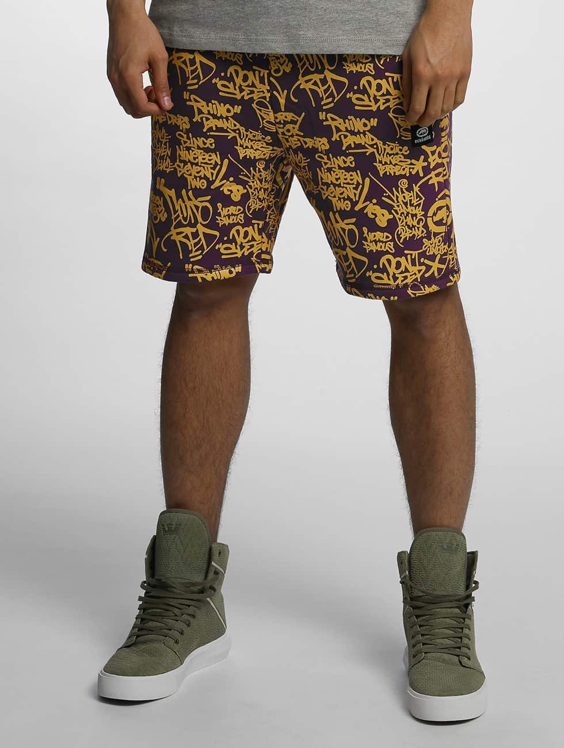 Ecko Unltd. / Short Allover in purple M