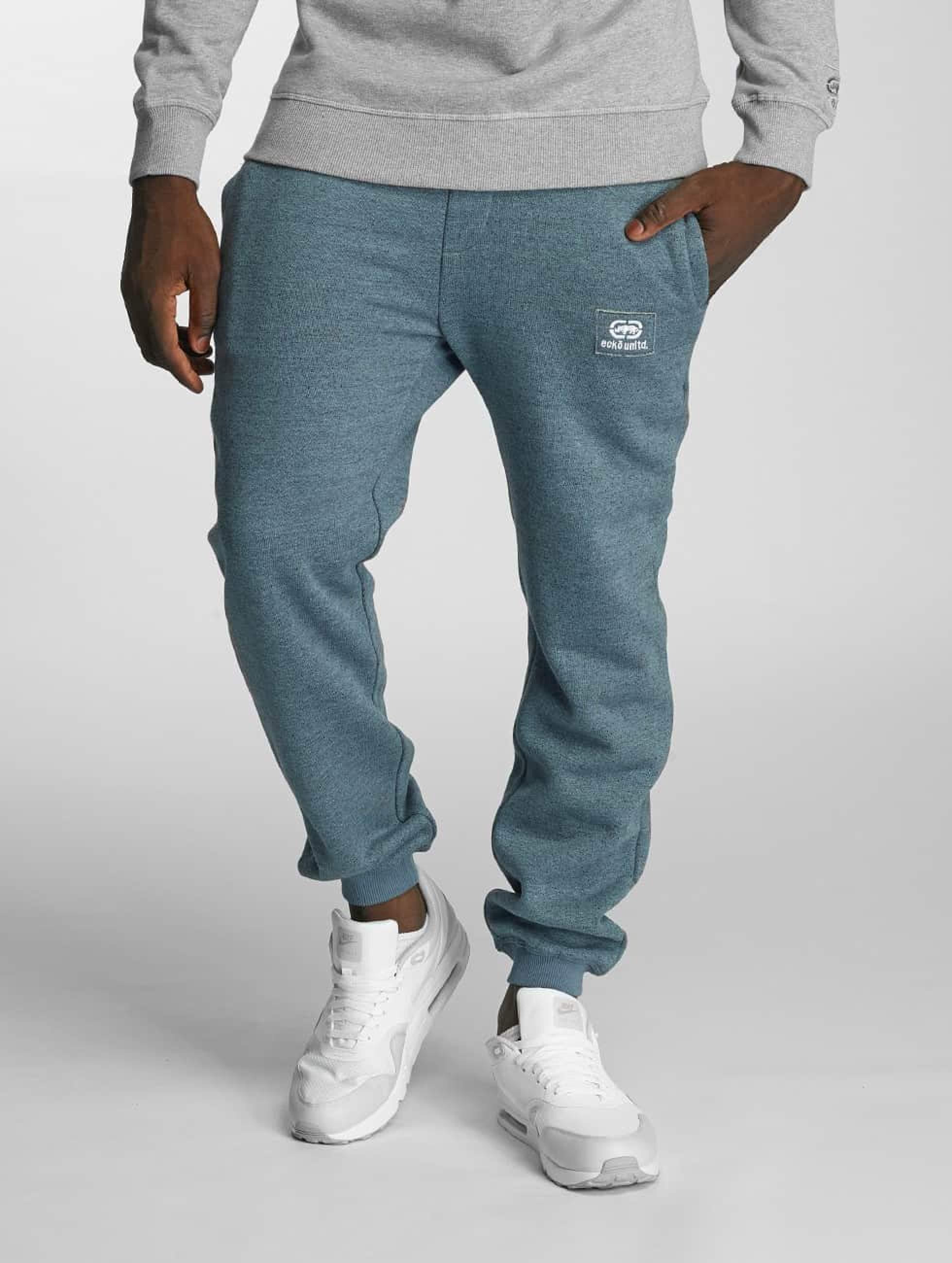 Ecko Unltd. / Sweat Pant Stormz in blue 2XL