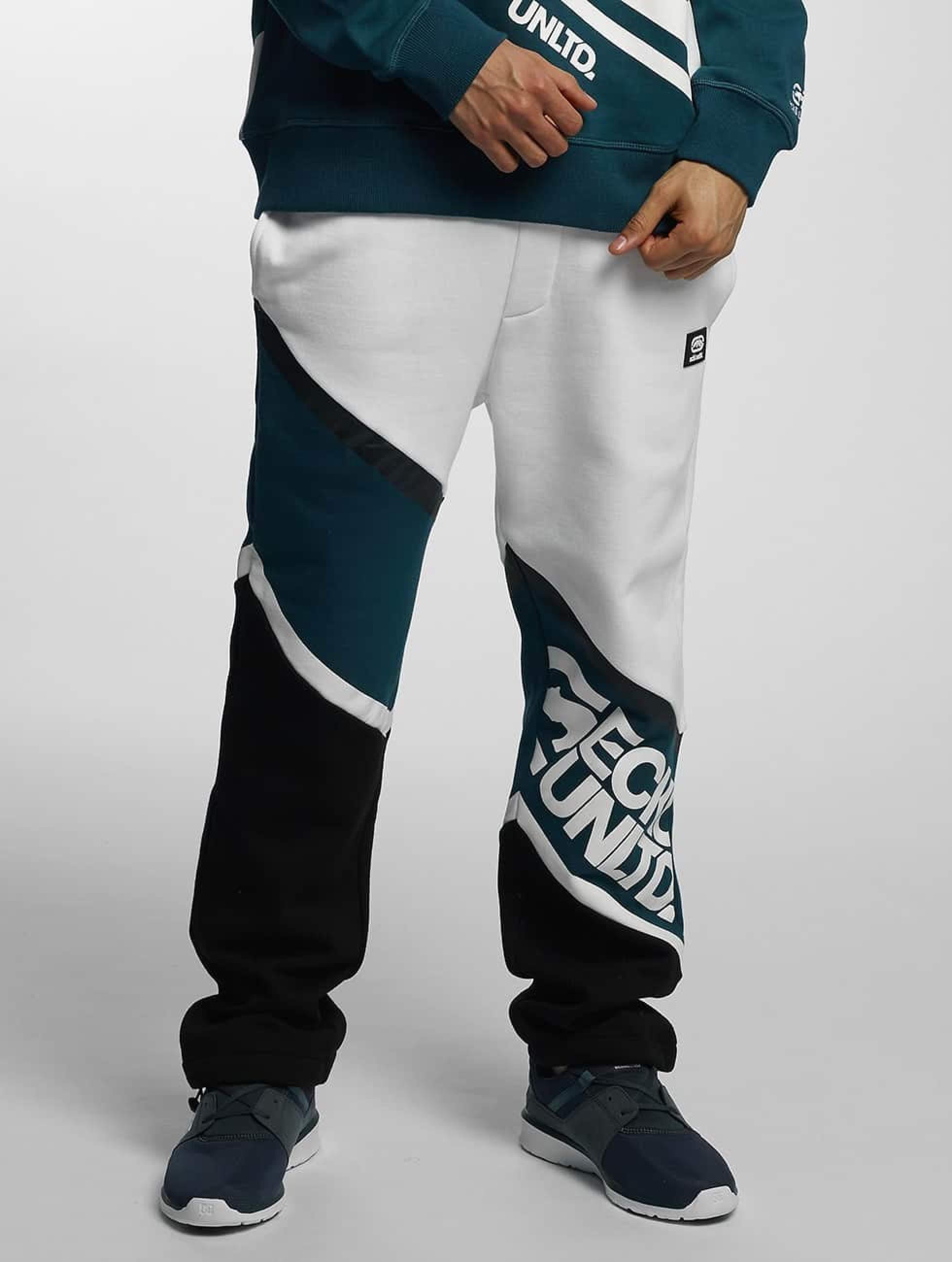 Ecko Unltd. / Sweat Pant Vintage in green 2XL