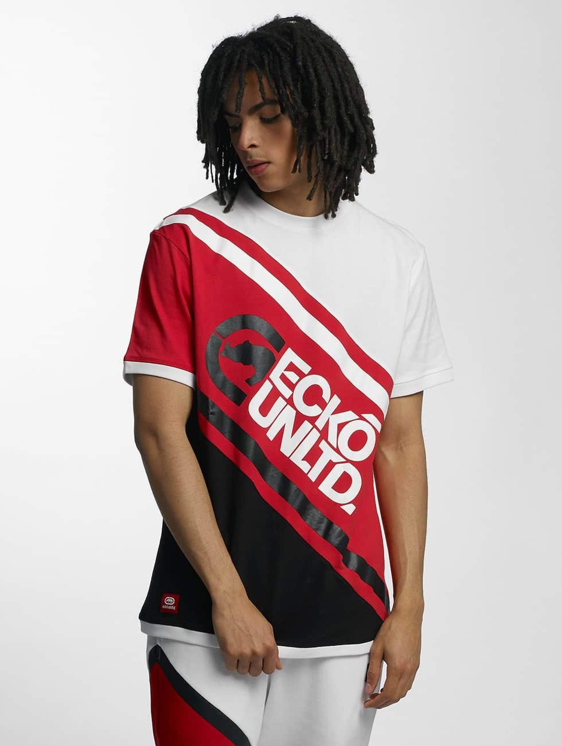 Ecko Unltd. / T-Shirt Vintage in red M