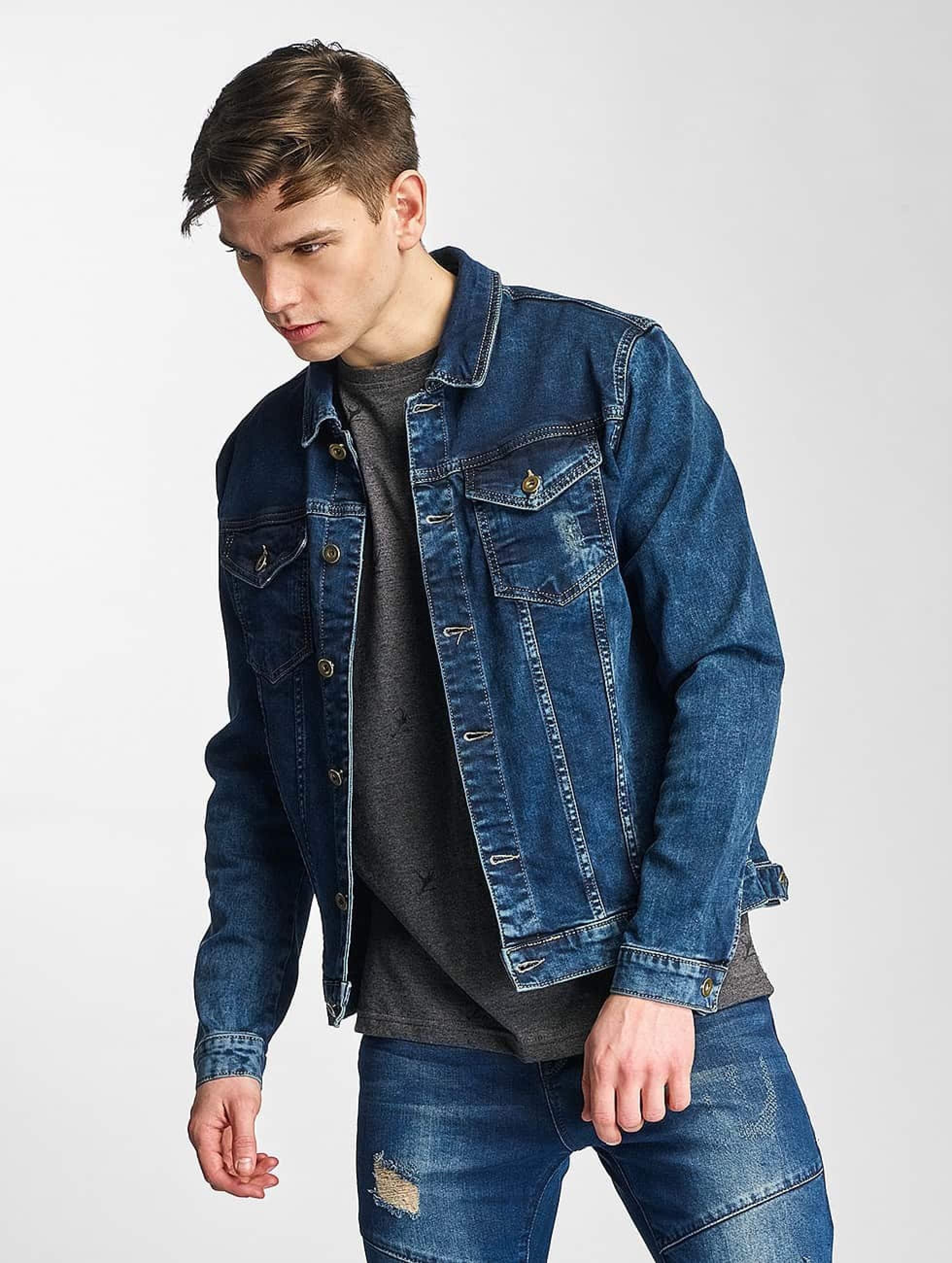 Just Rhyse / Lightweight Jacket Freshwater in blue L