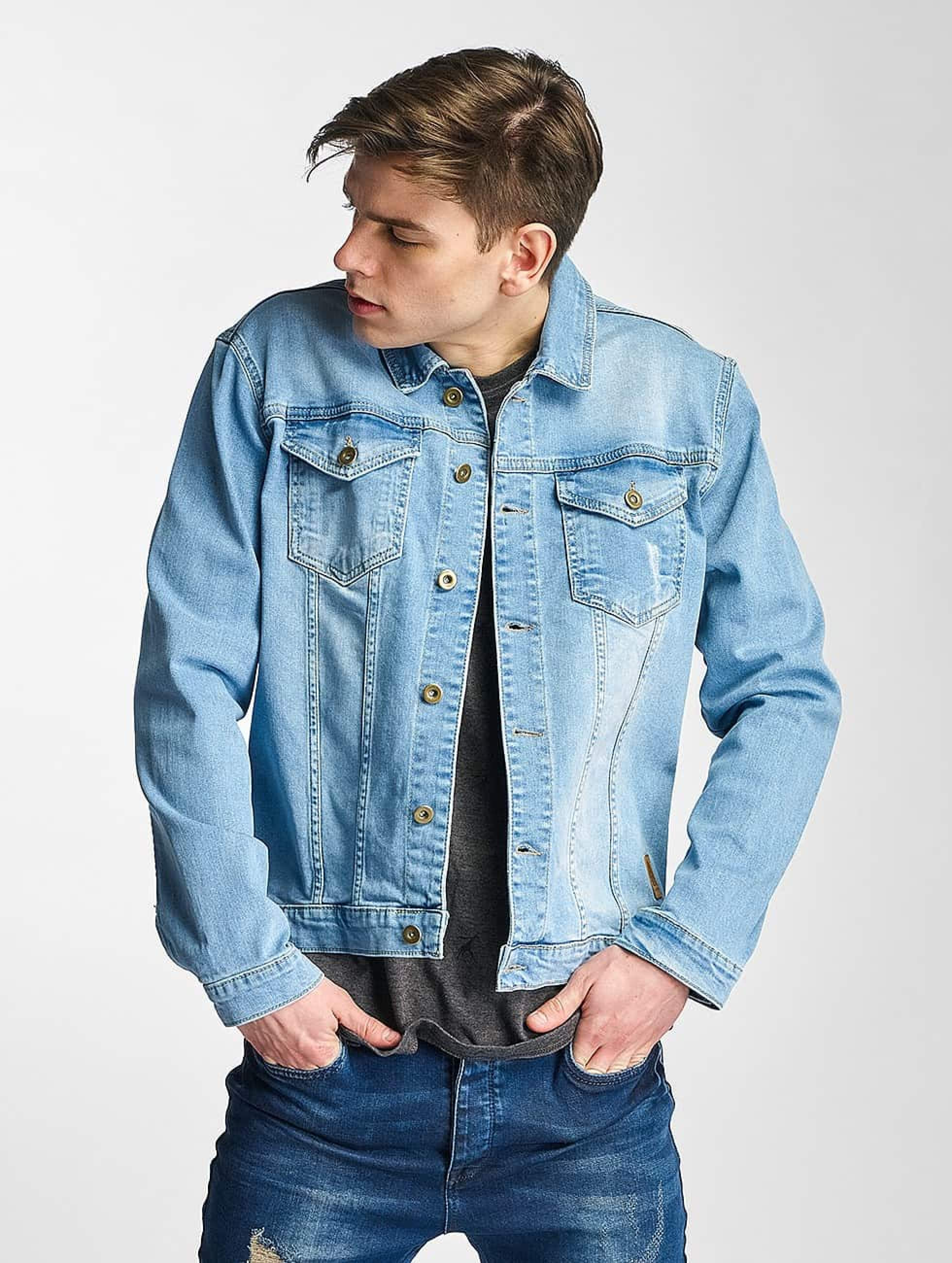 Just Rhyse / Lightweight Jacket Just Rhyse in blue L