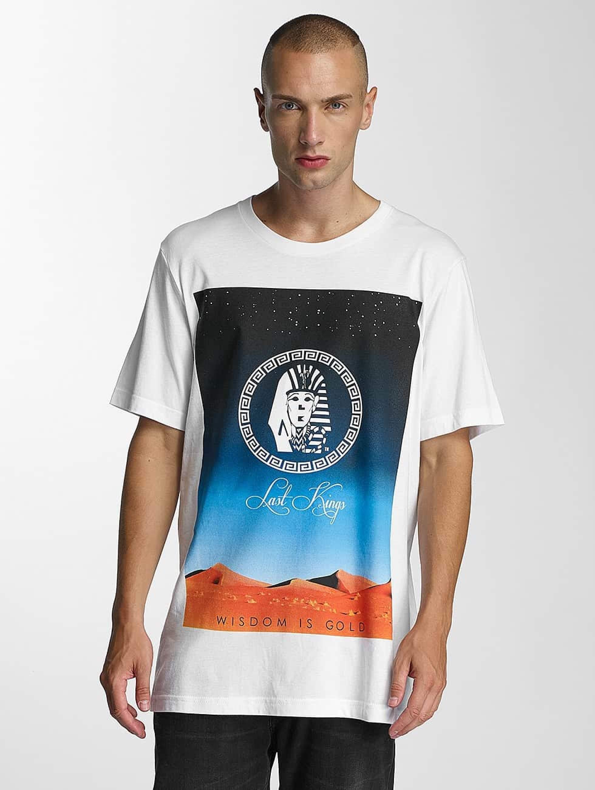 Last Kings | Dunes blanc Homme T-Shirt