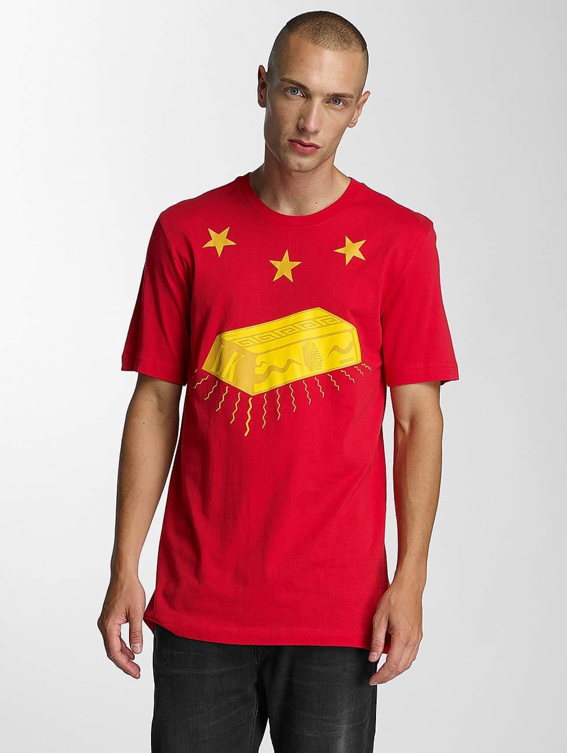 Last Kings | King Me rouge Homme T-Shirt