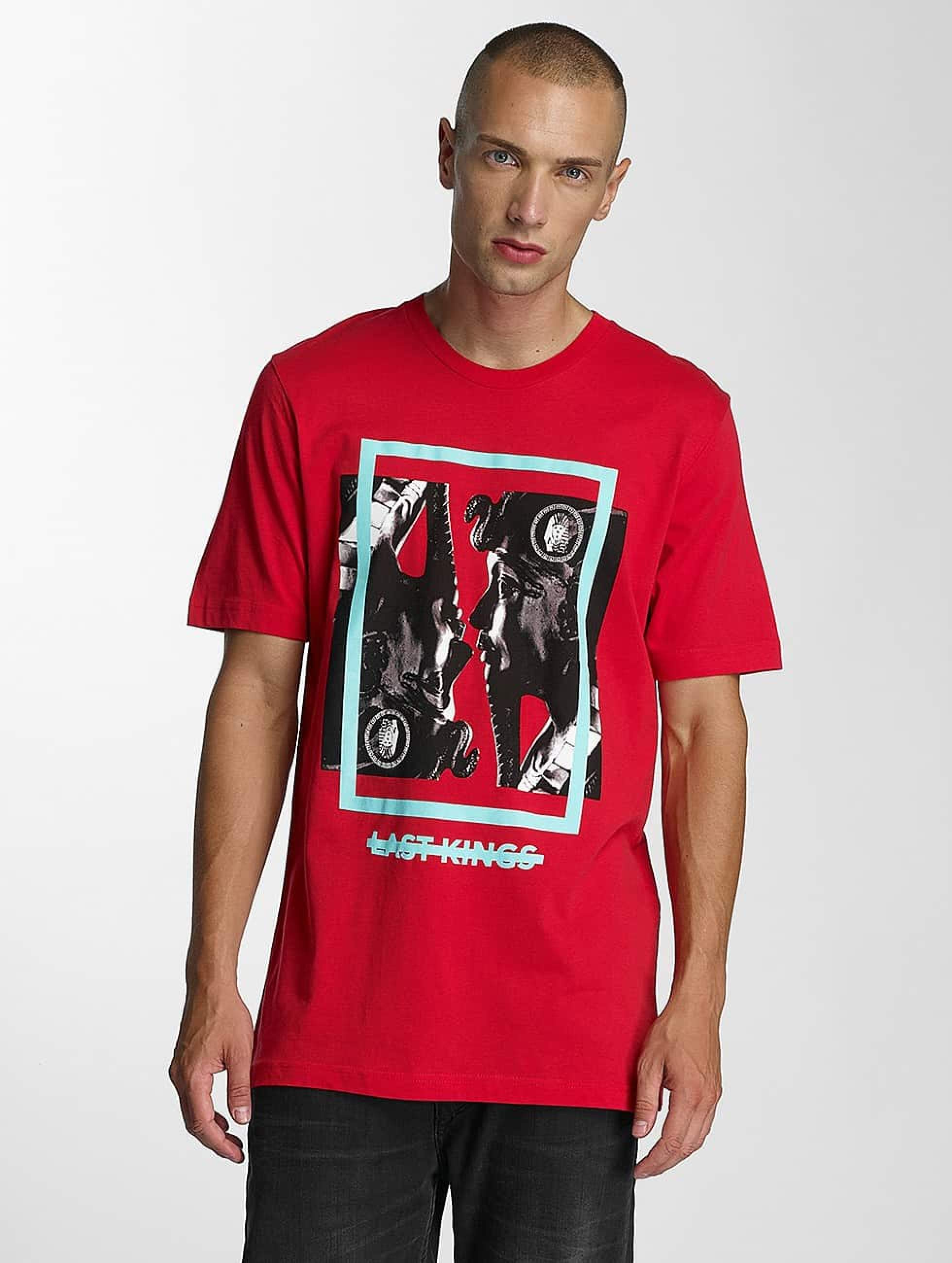 Last Kings   Double Up rouge Homme T-Shirt