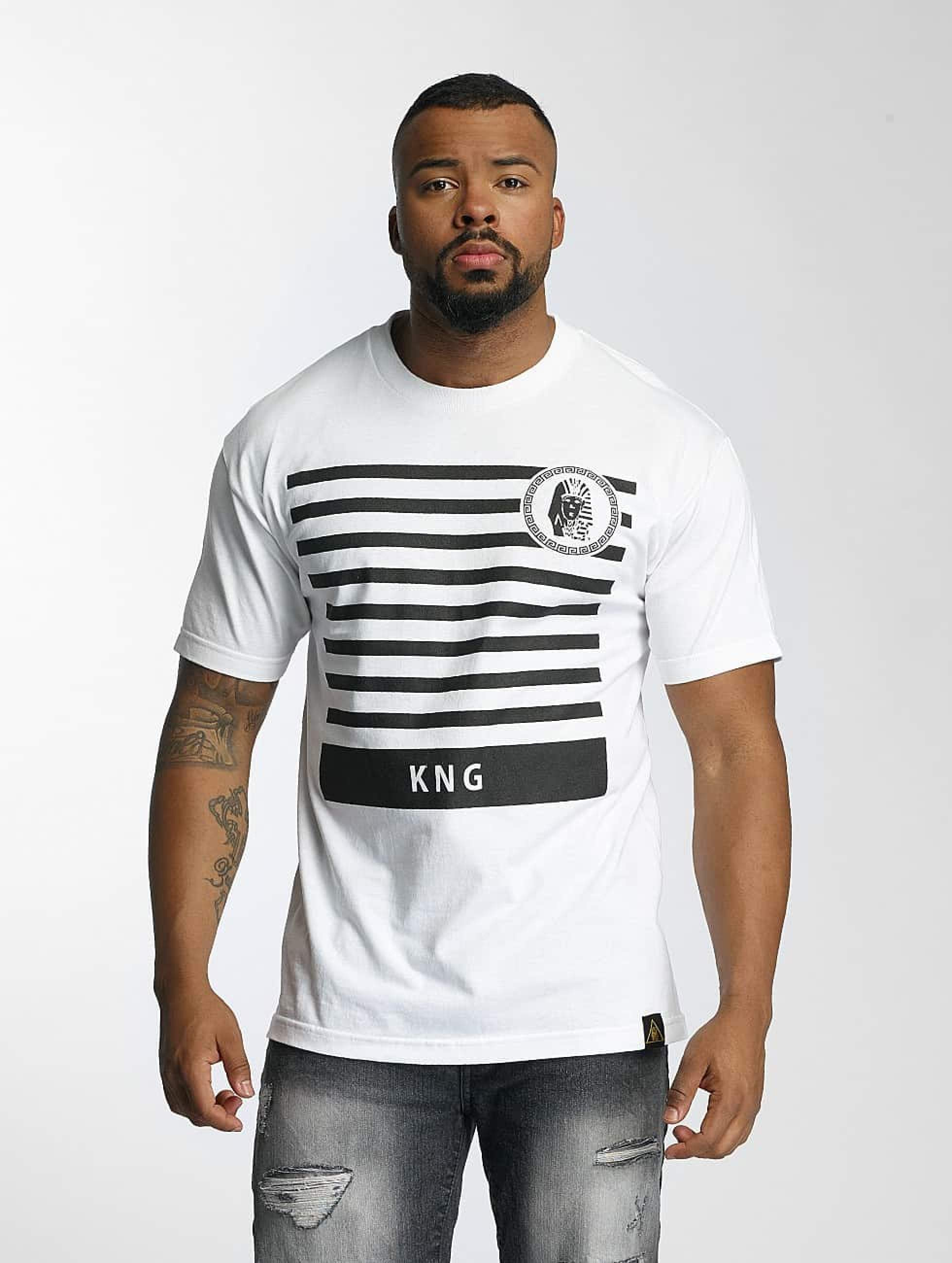 Last Kings | KNG blanc Homme T-Shirt