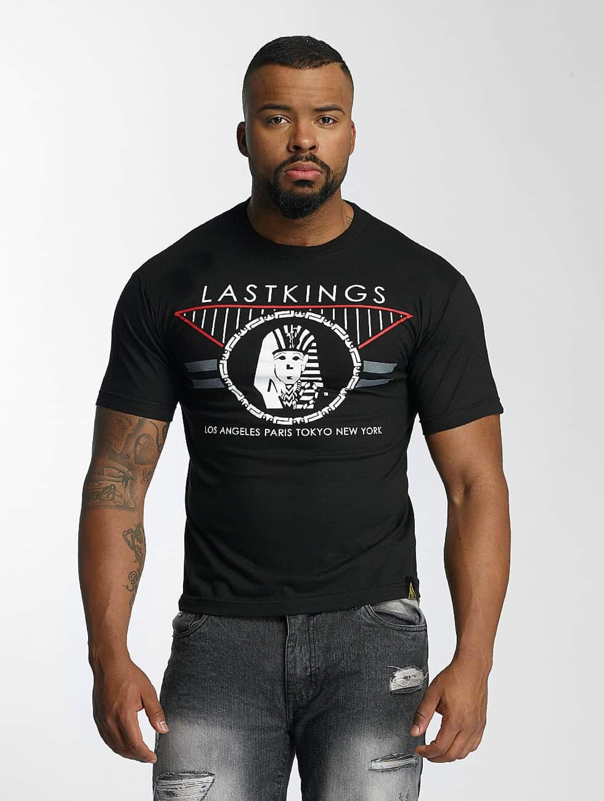 Last Kings | LK Dee noir Homme T-Shirt