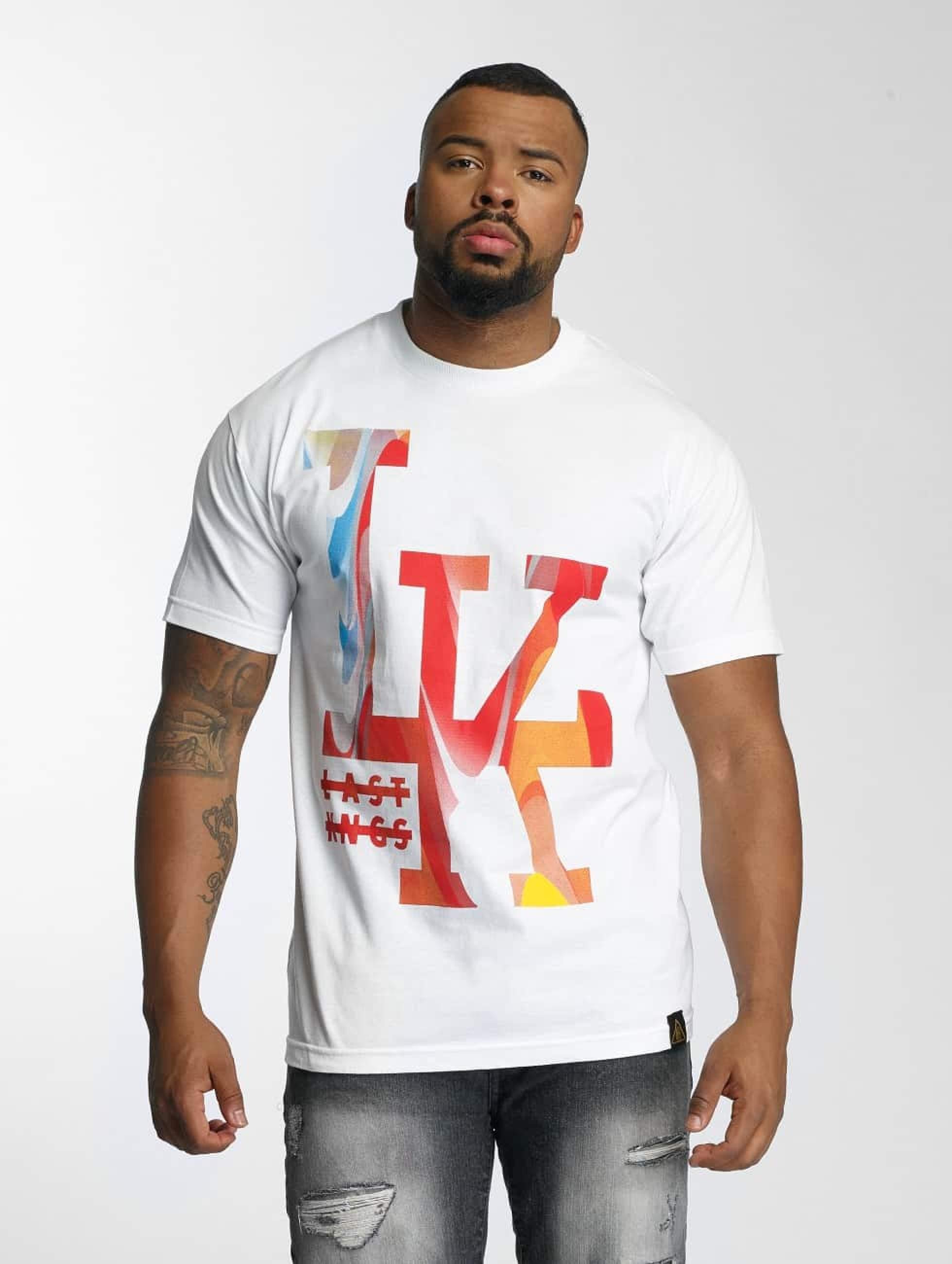 Last Kings | Splurge blanc Homme T-Shirt