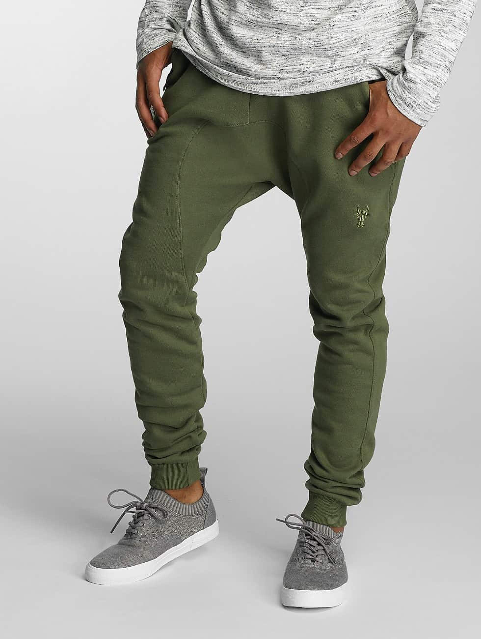 De Ferro / Sweat Pant Abram in olive L