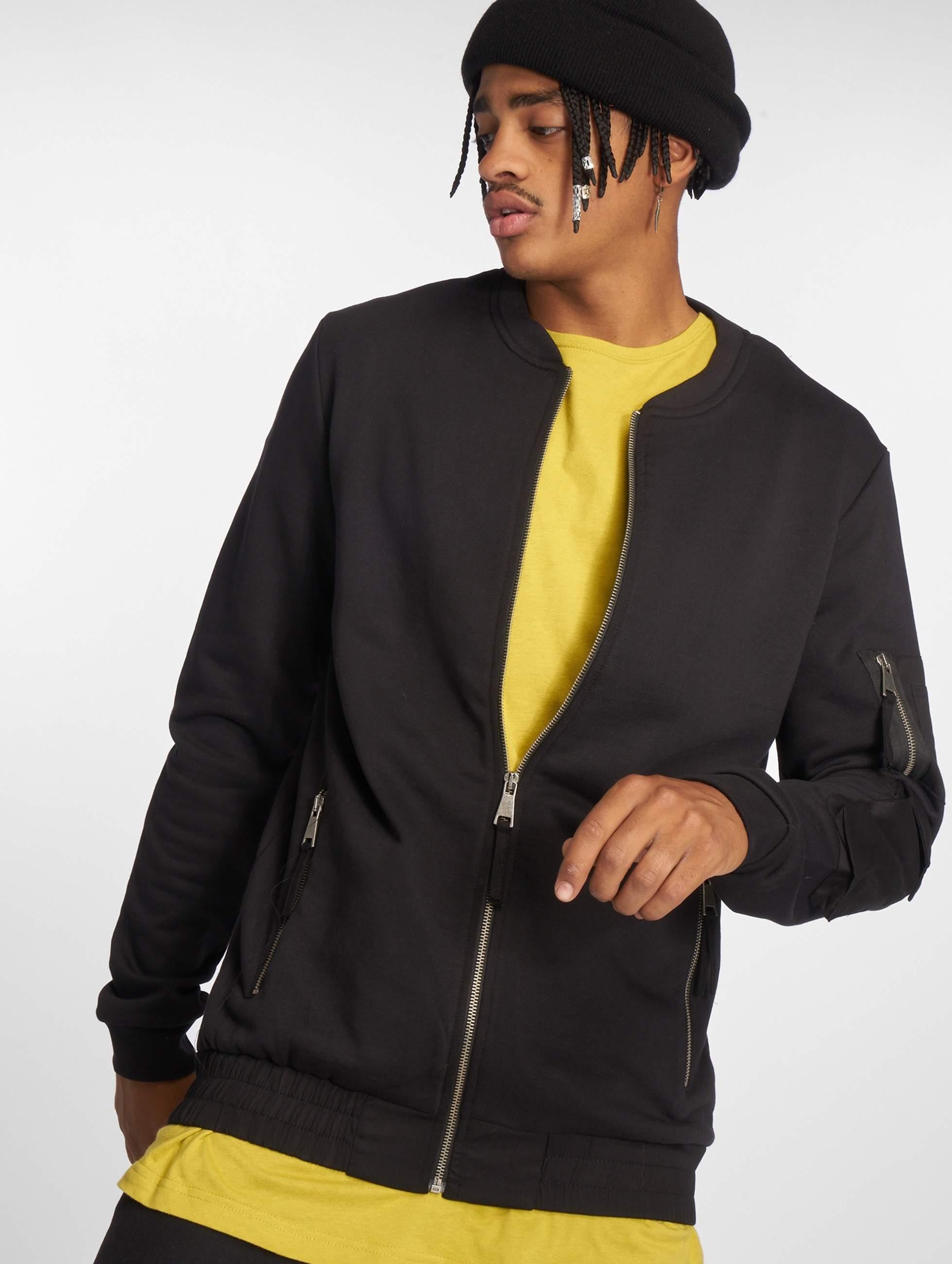 Bangastic / Bomber jacket Ontario in black S