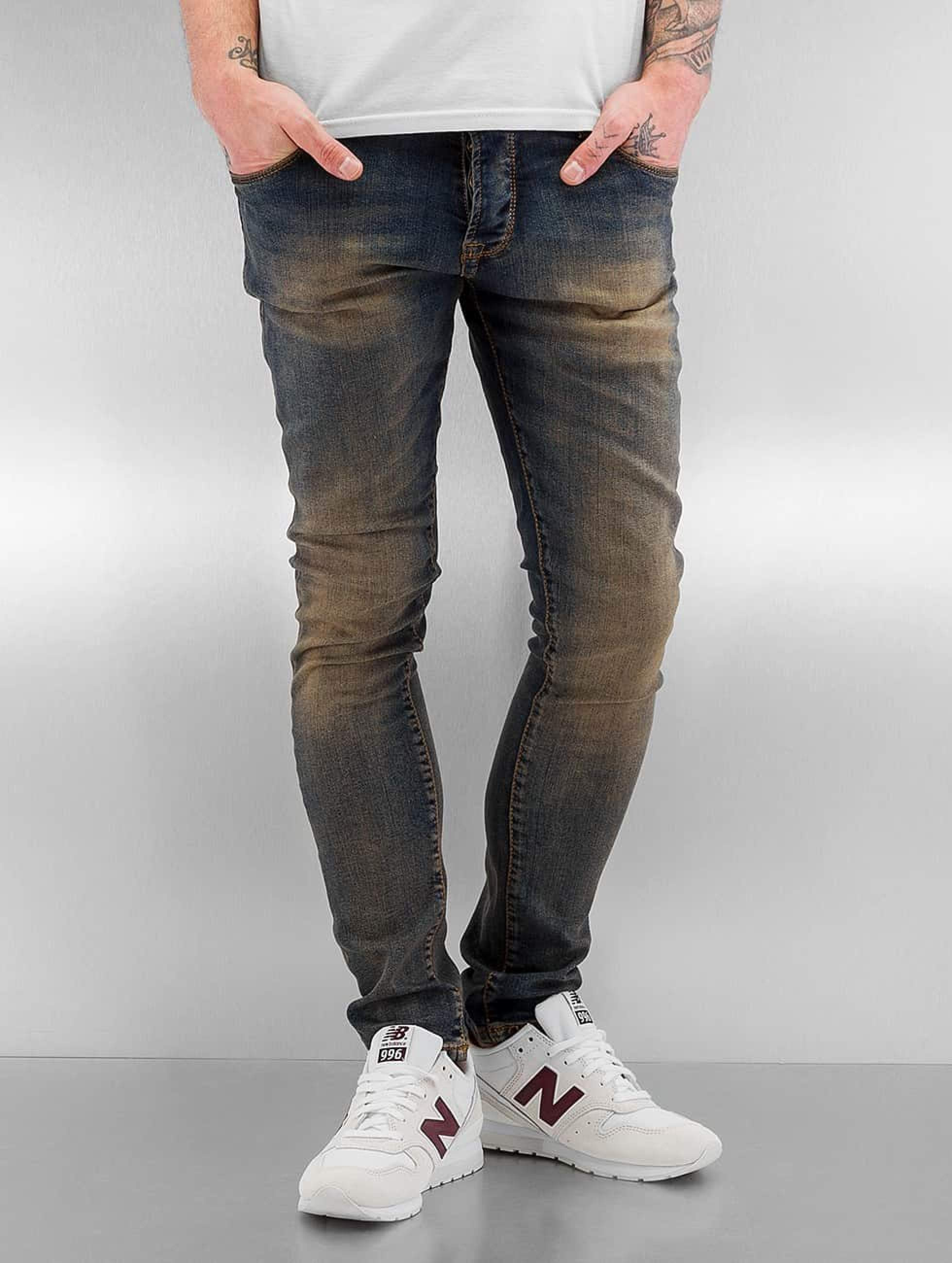 2Y / Skinny Jeans Washed in blue W 30