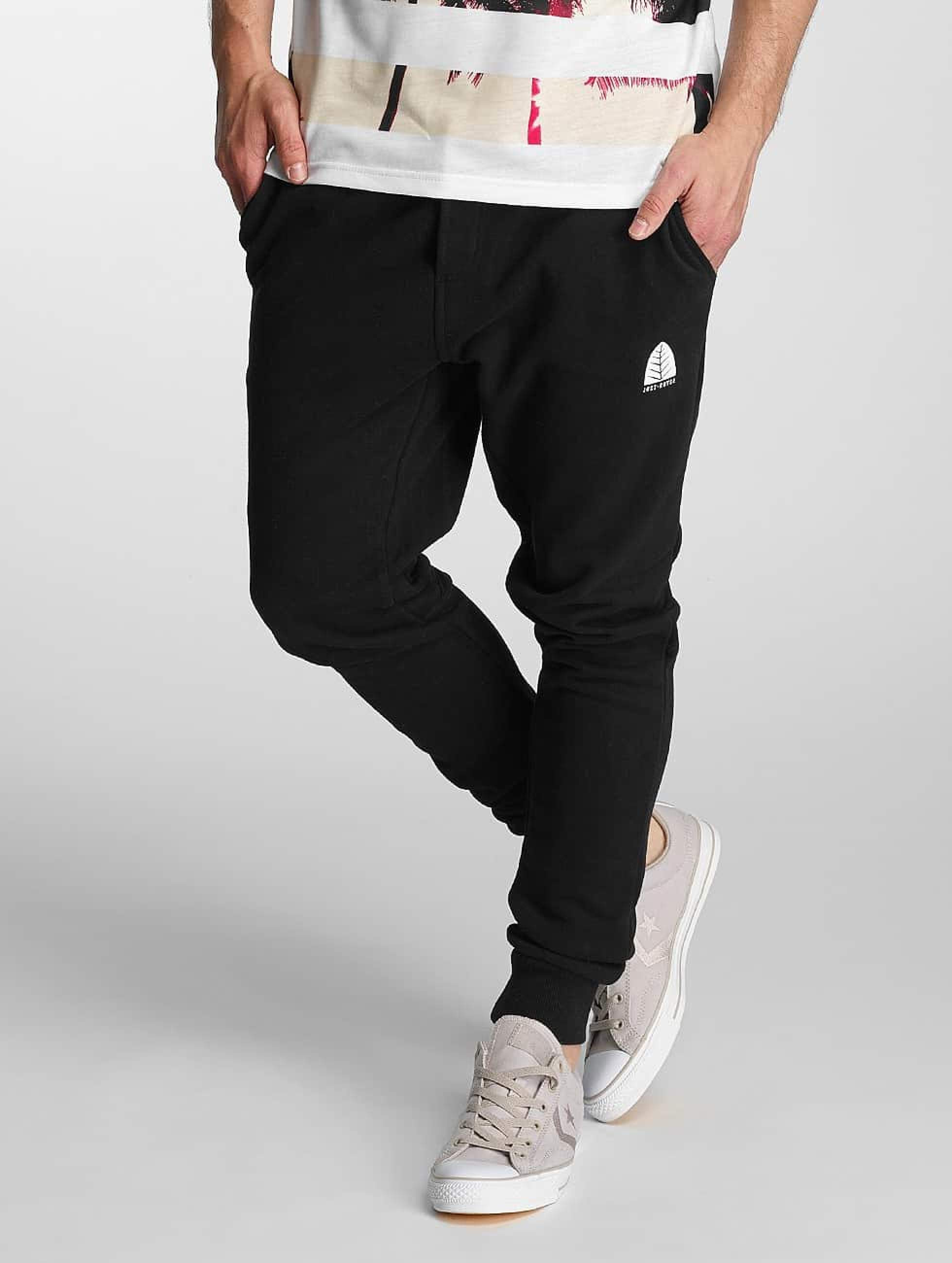 Just Rhyse / Sweat Pant Baseline in black 2XL