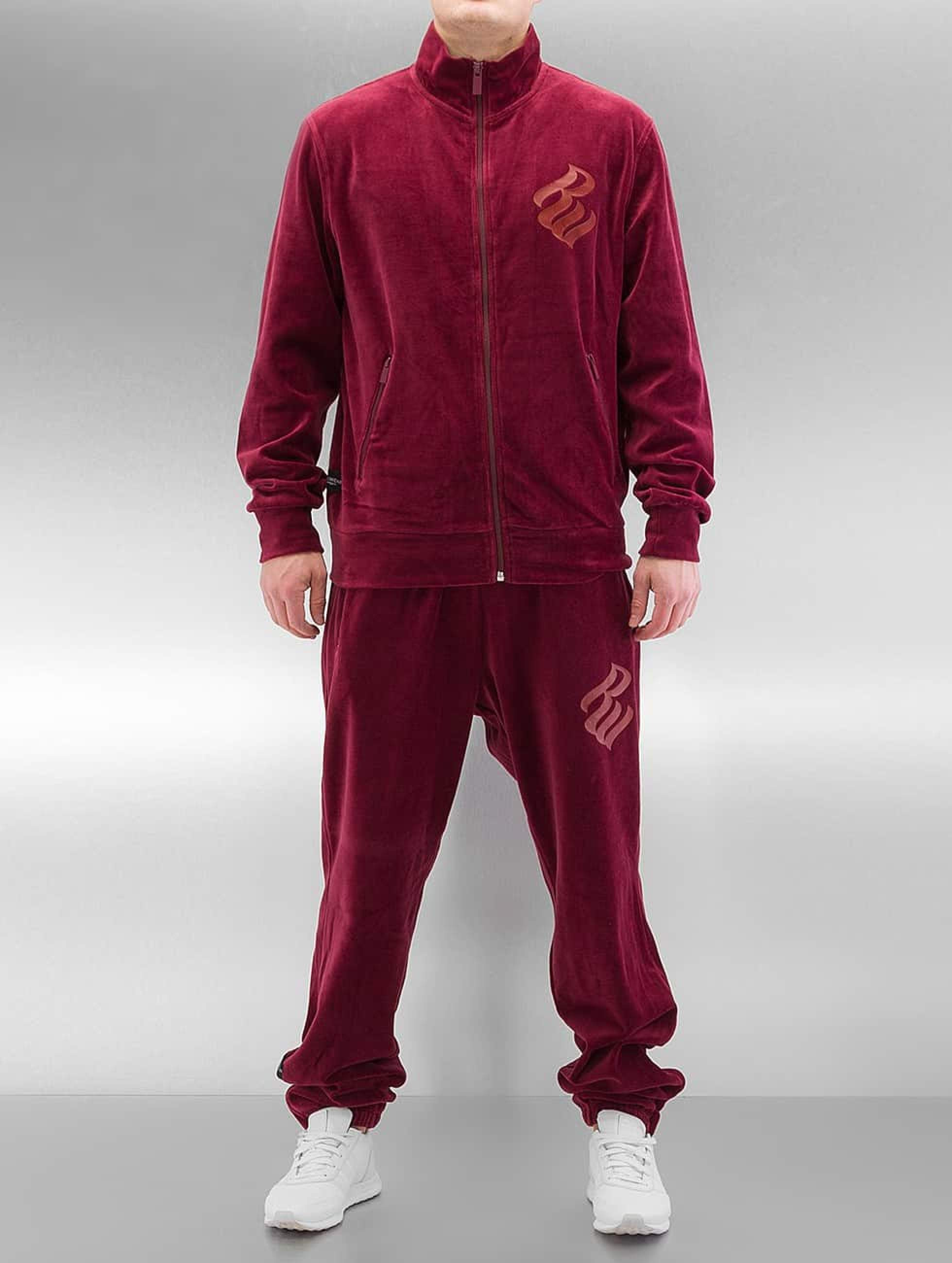 Rocawear / Suits Velour in red S