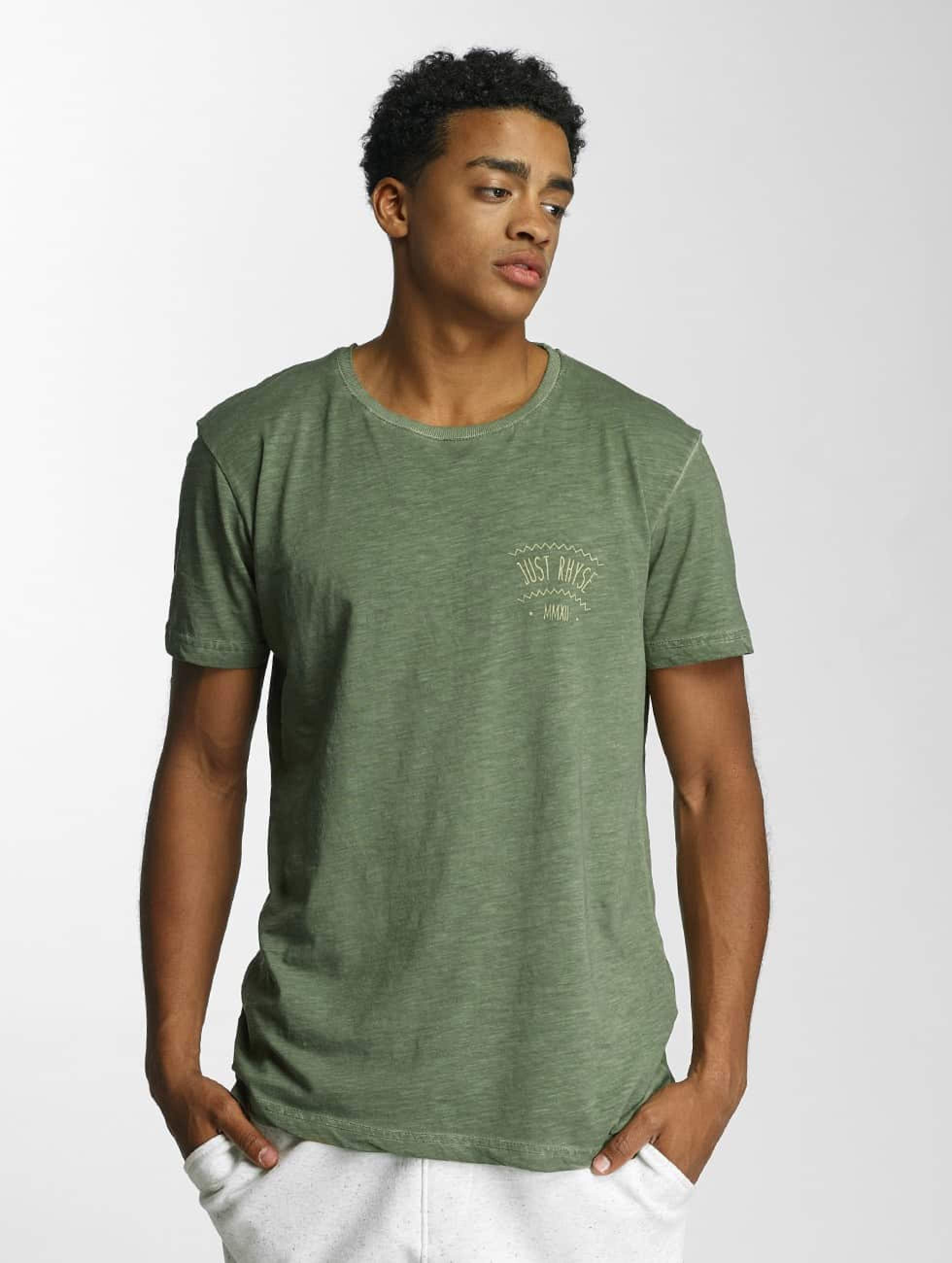 Just Rhyse / T-Shirt MMXII in green L