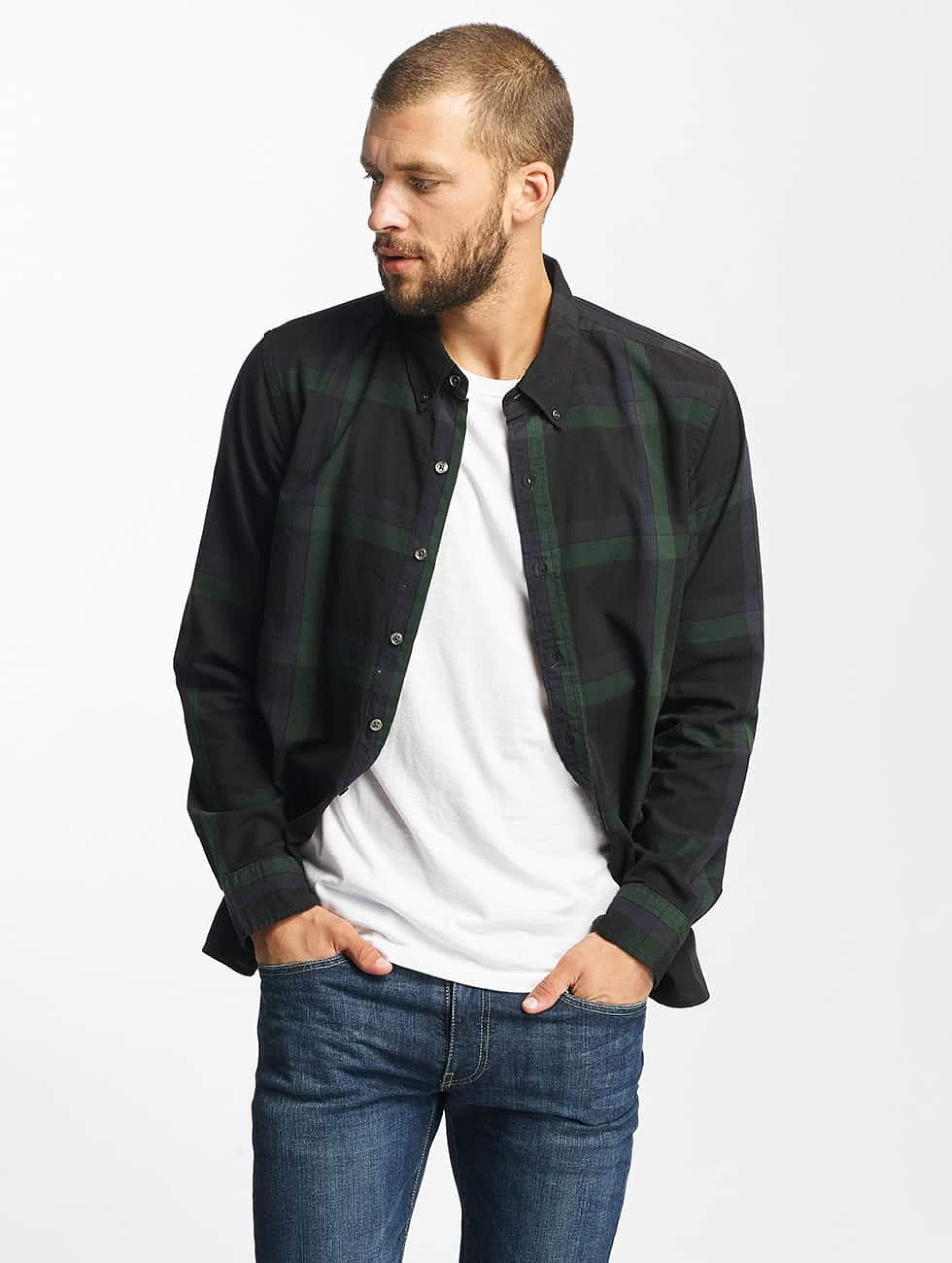 Levi's® Männer Hemd Pacific Longsleeve in schwarz