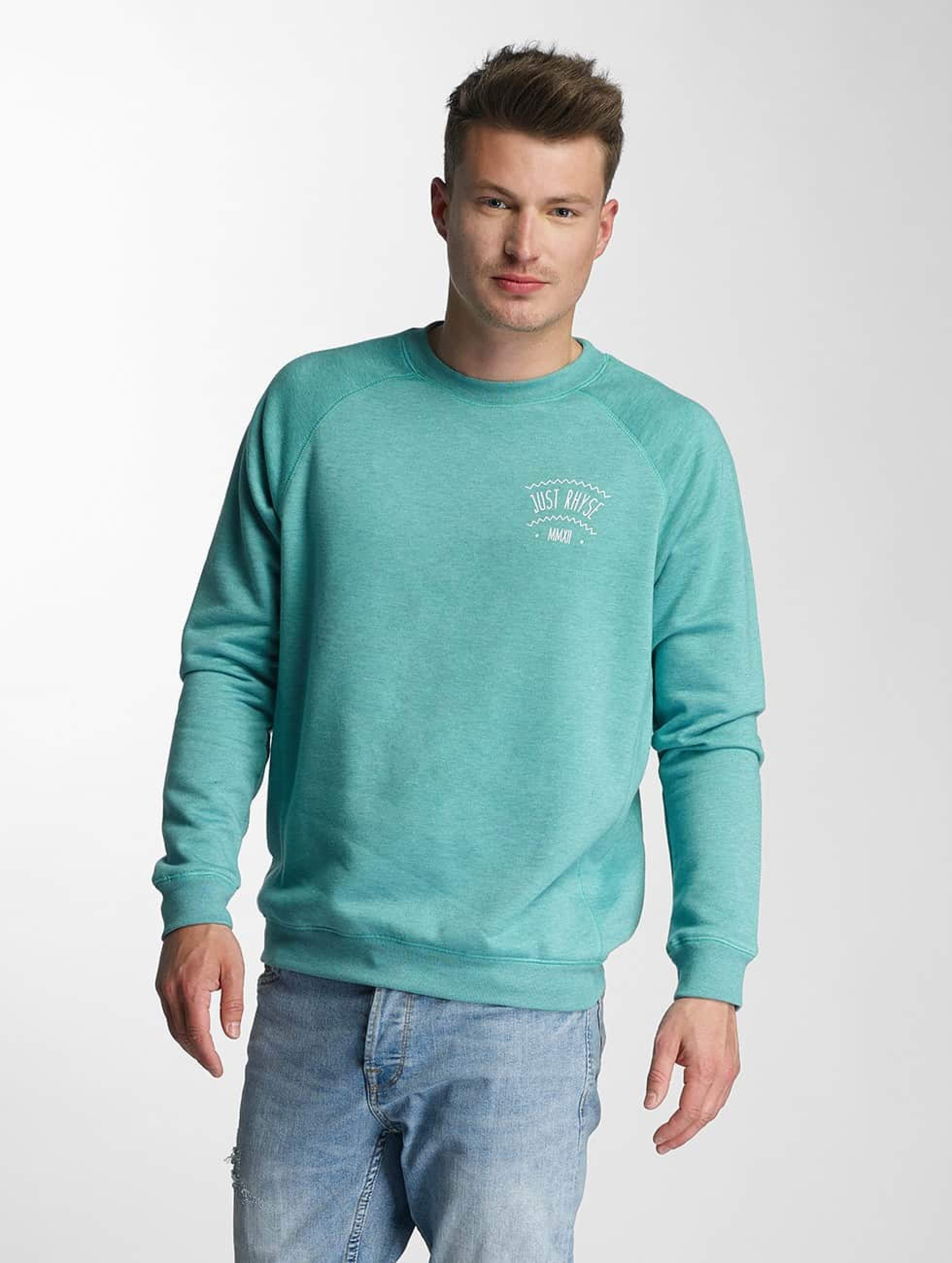 Just Rhyse / Jumper MMXII in turquoise M