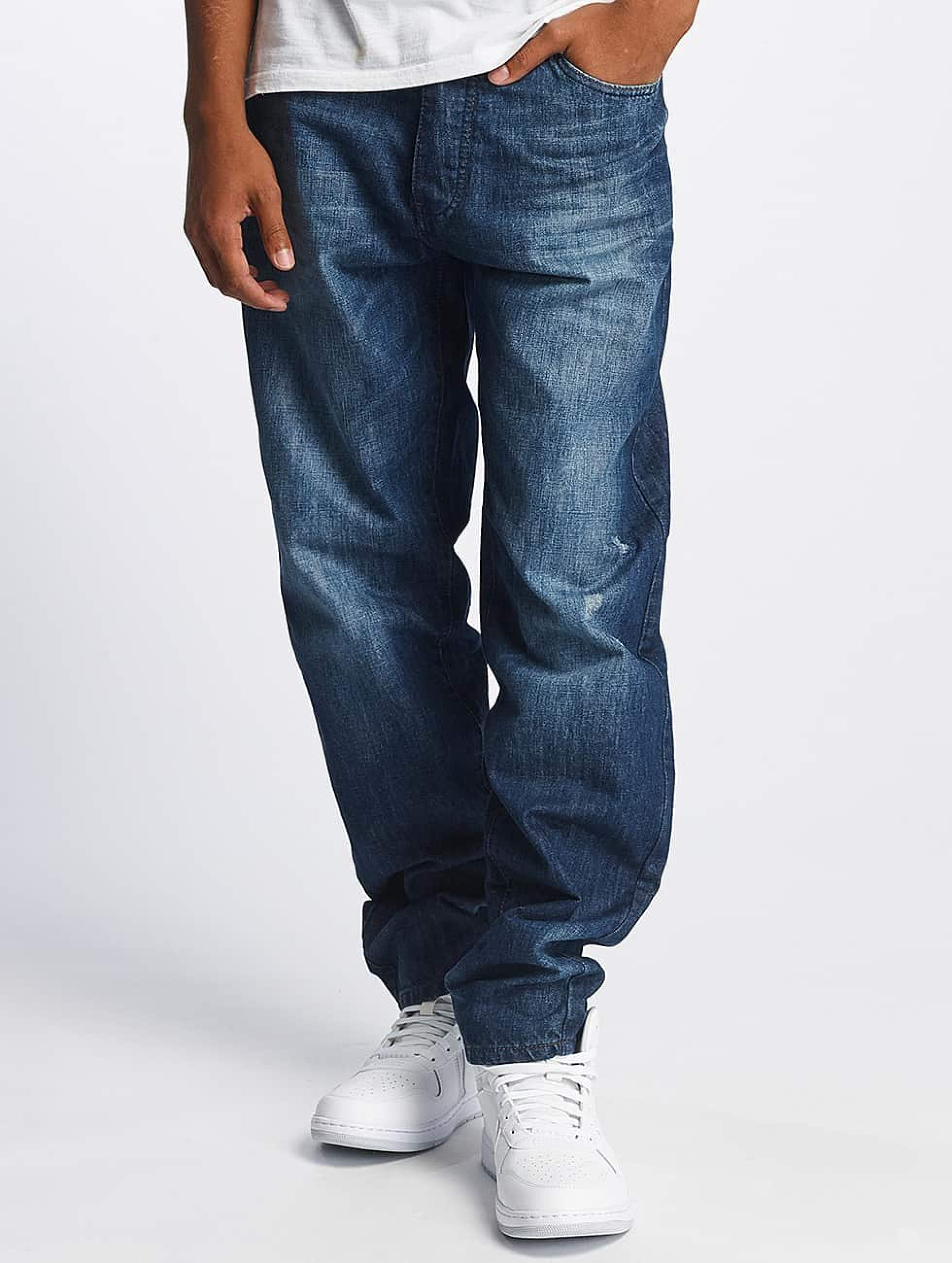 Rocawear / Loose Fit Jeans Tapered Loose Fit in blue W 33