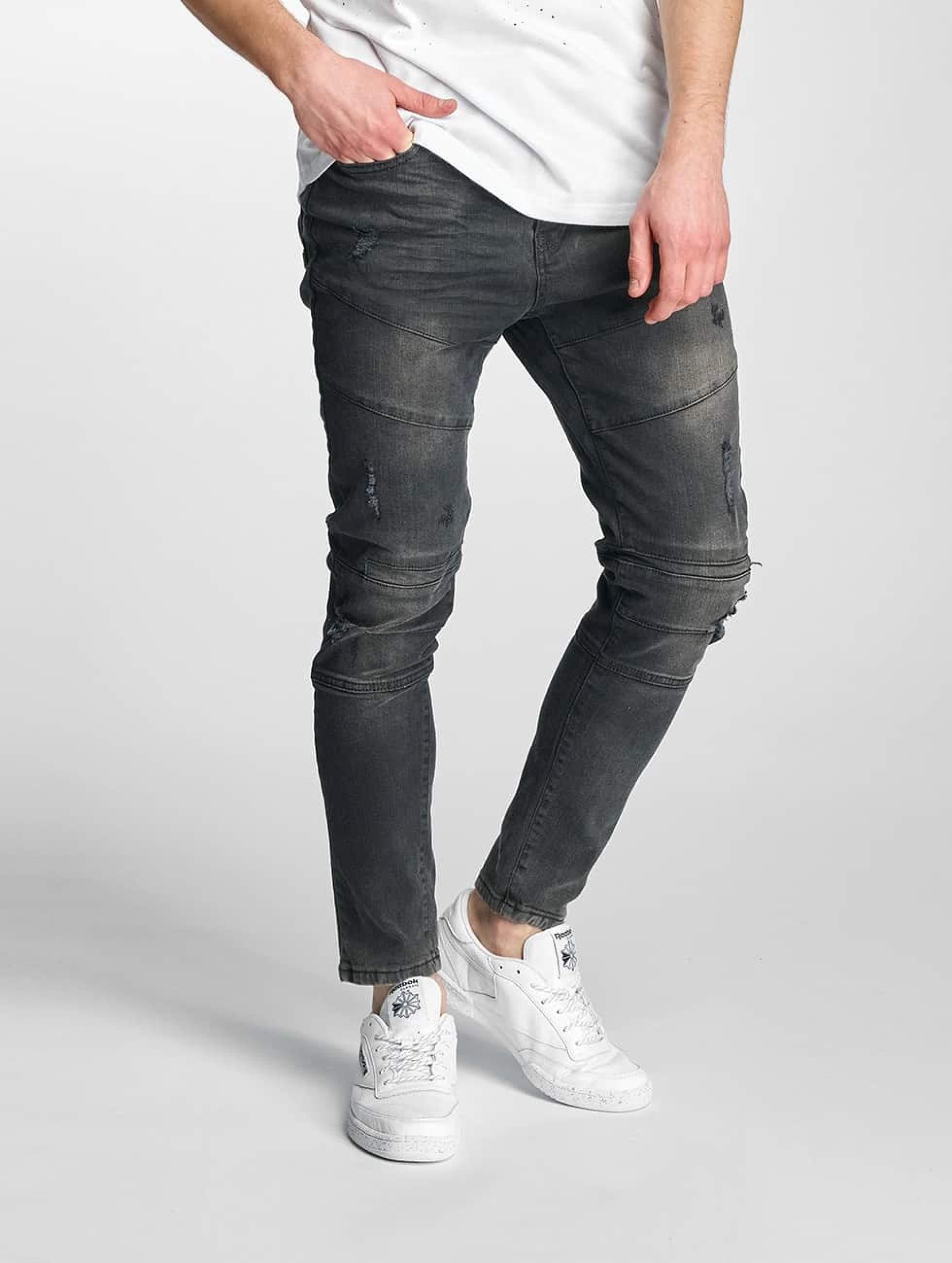 Just Rhyse / Slim Fit Jeans Tulum in black W 33