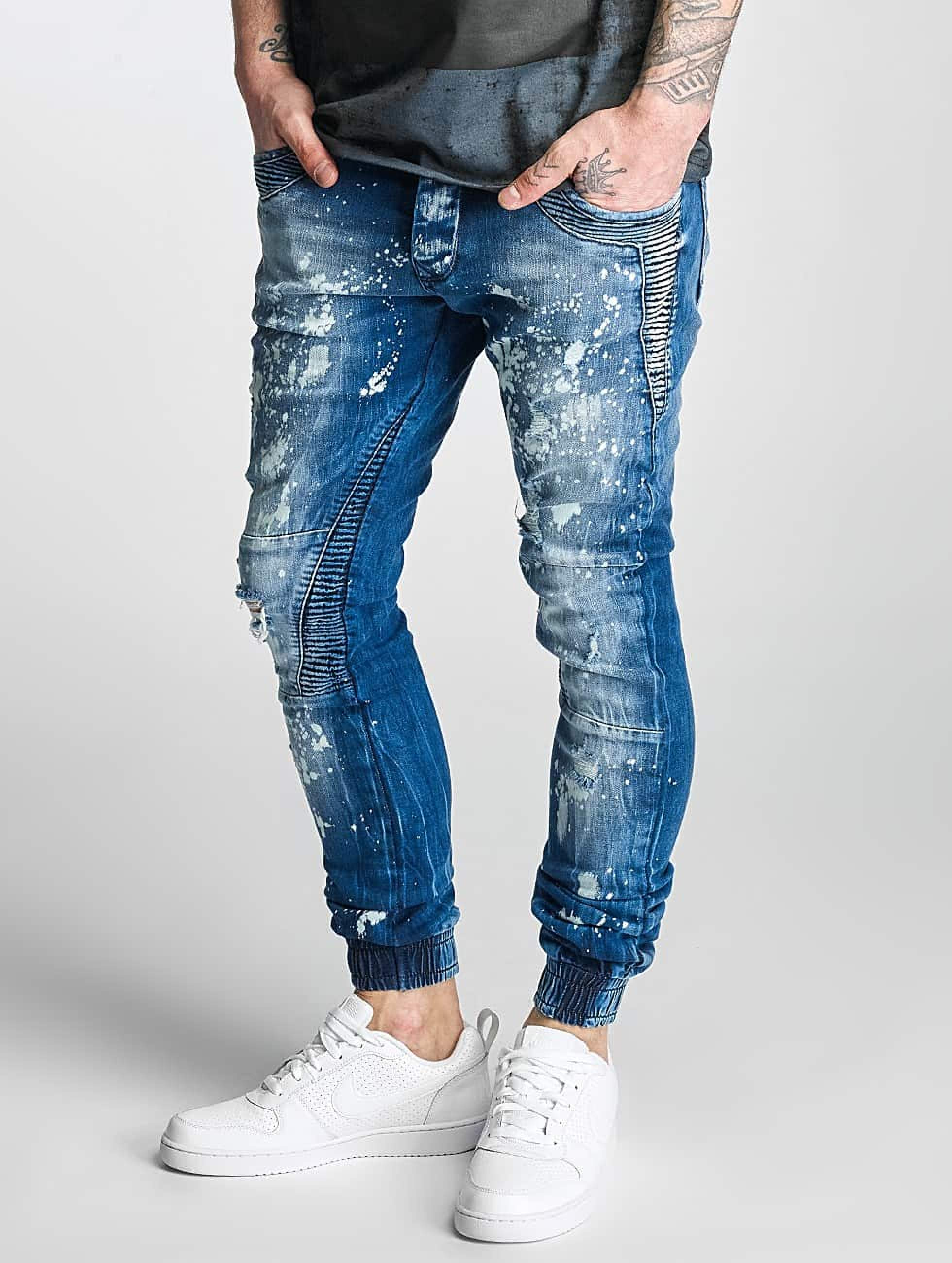 2Y / Slim Fit Jeans Lean in blue W 30