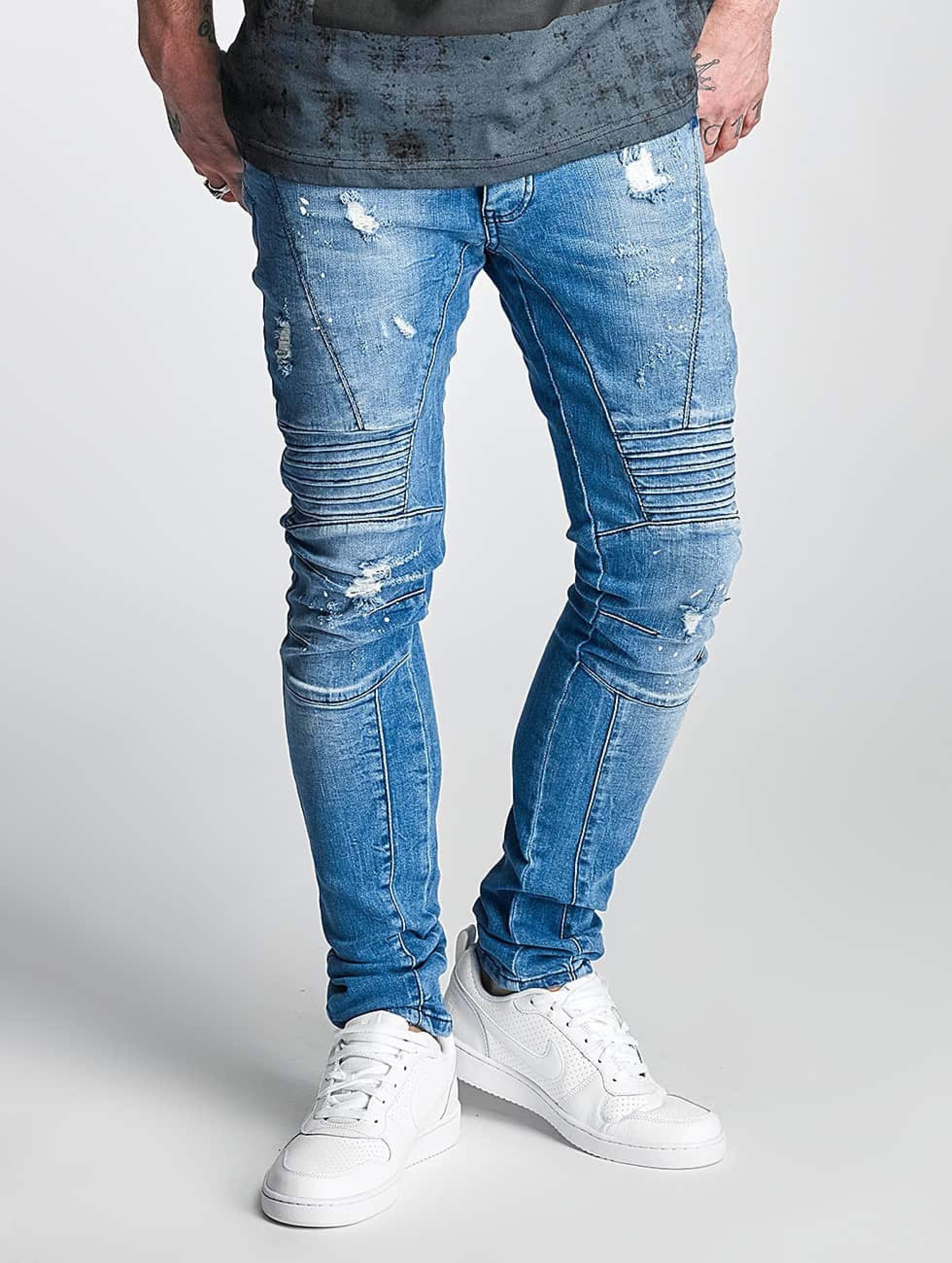2Y / Slim Fit Jeans Gang Gang in blue W 31