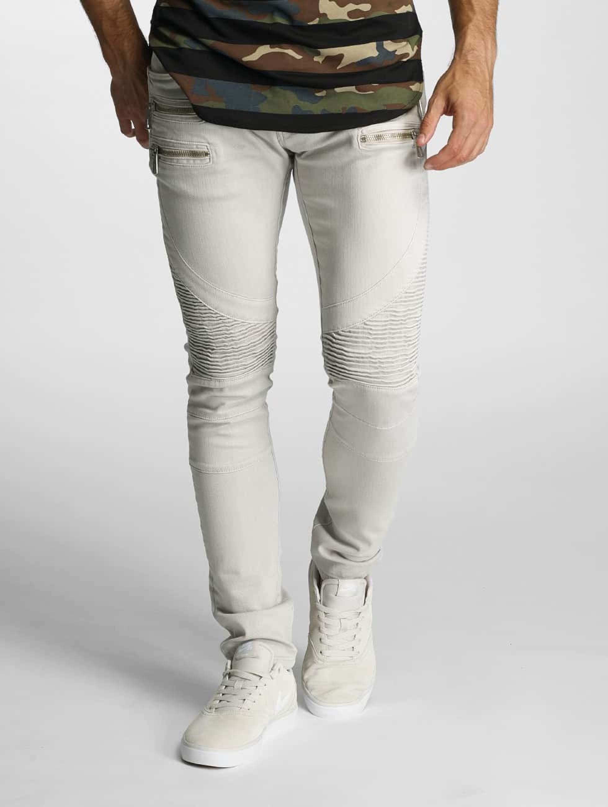 2Y / Skinny Jeans Savage in grey W 34