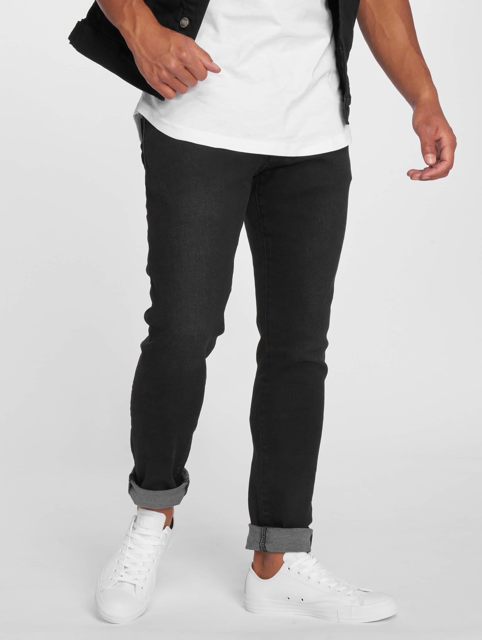 2Y / Slim Fit Jeans Stars in black W 34
