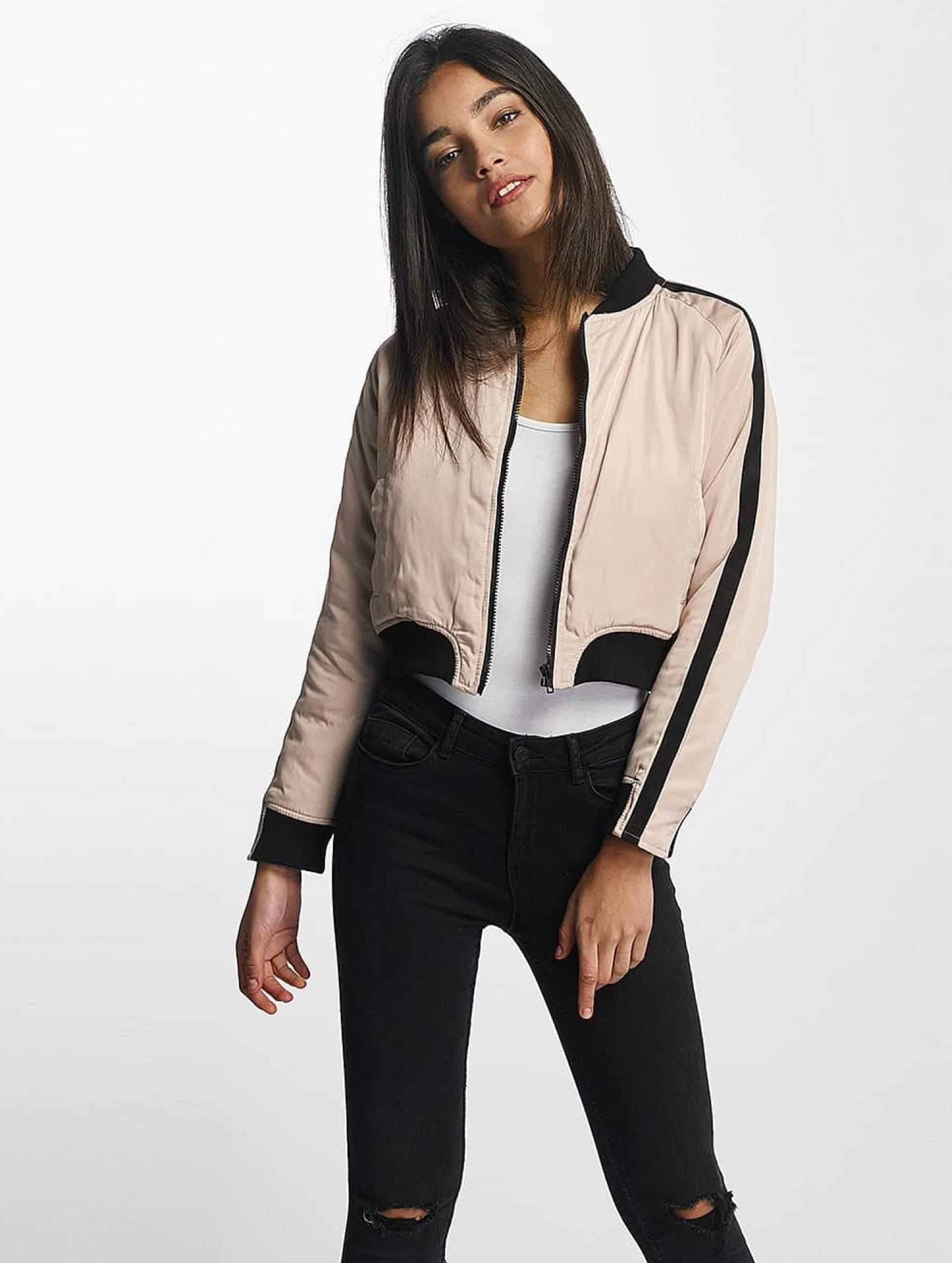 DEF / Bomber jacket Noemi in rose L