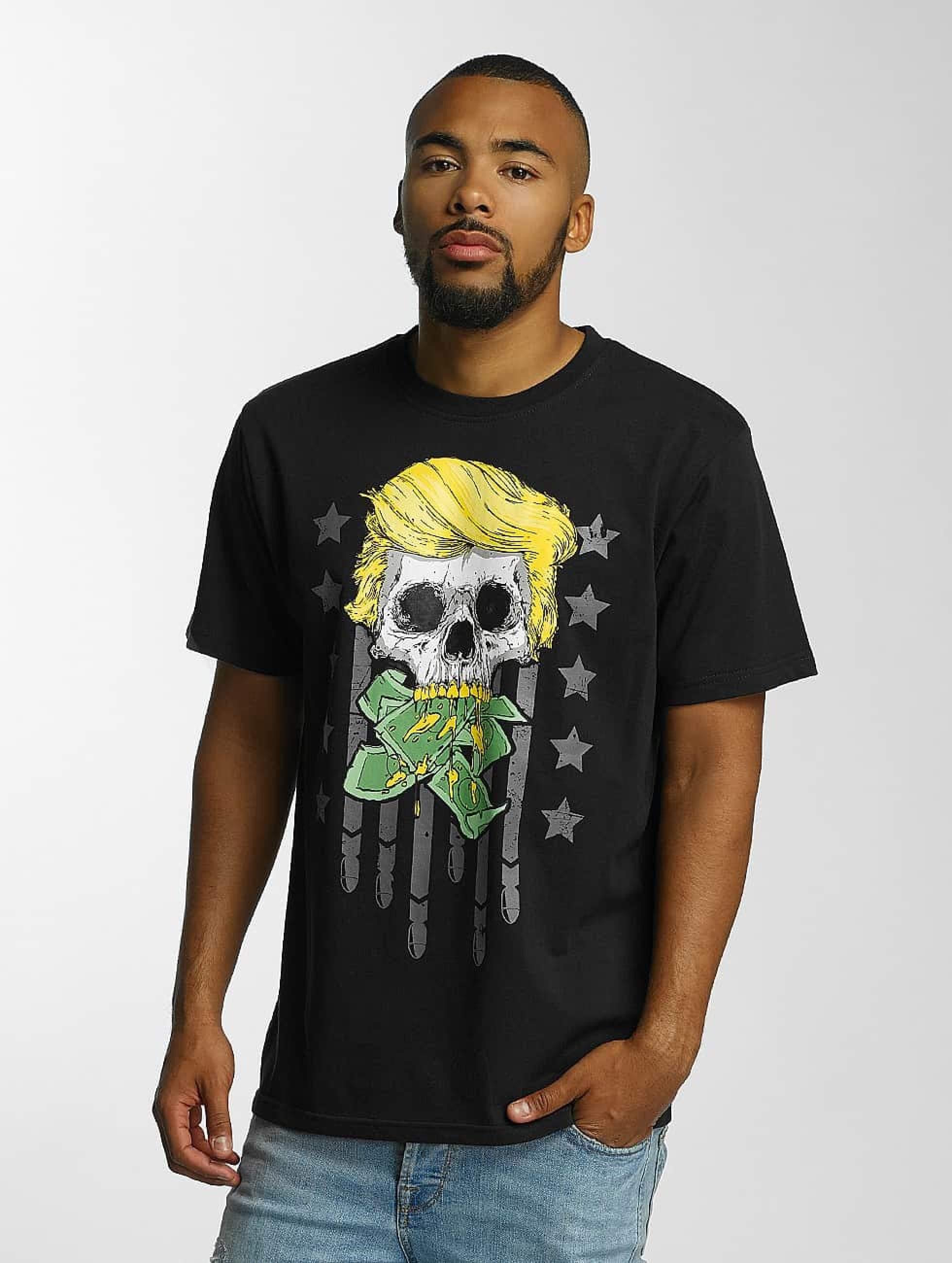Dangerous DNGRS / T-Shirt Don Bomb in black S