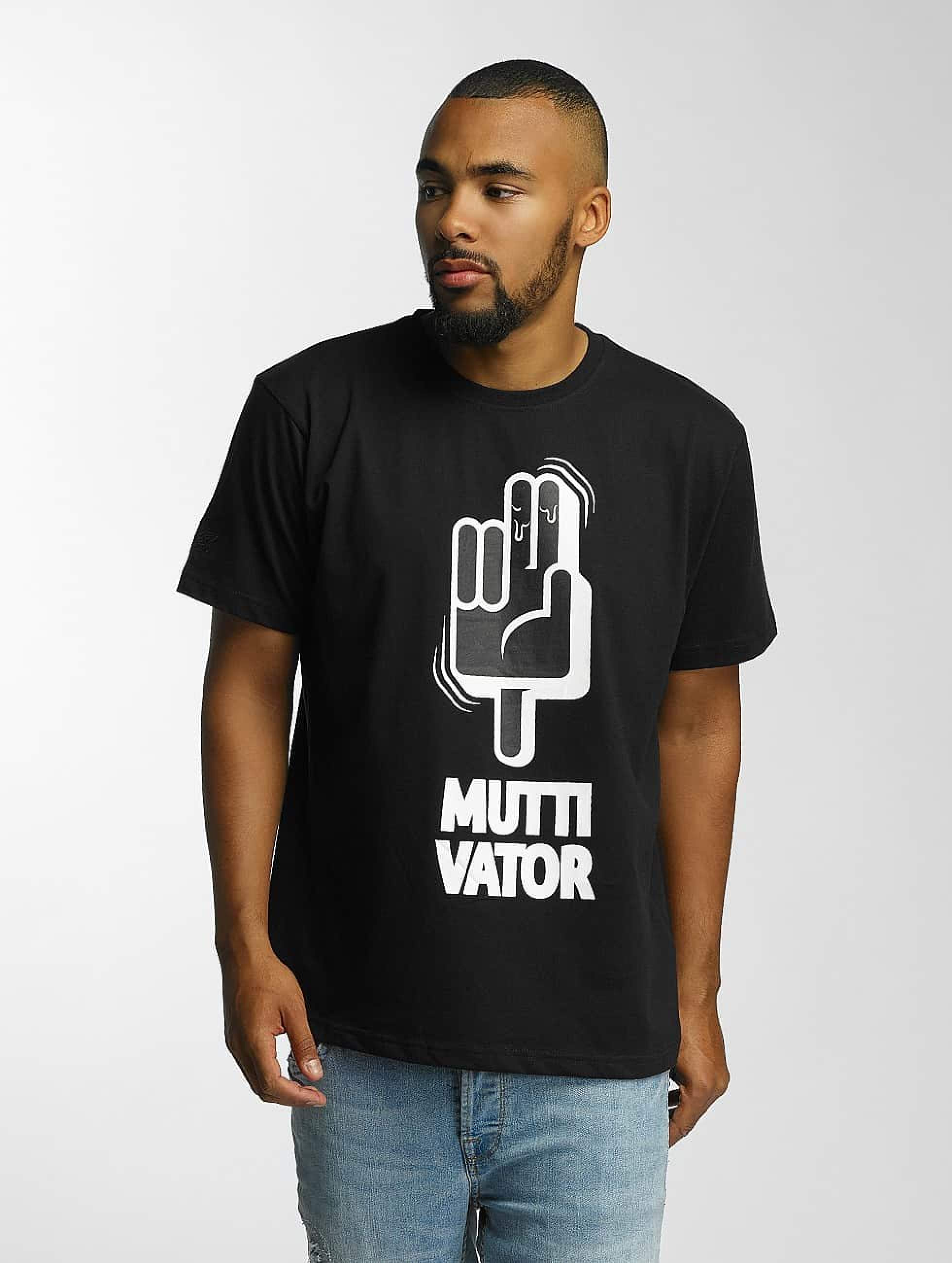 Dangerous DNGRS / T-Shirt Muttivator in black S