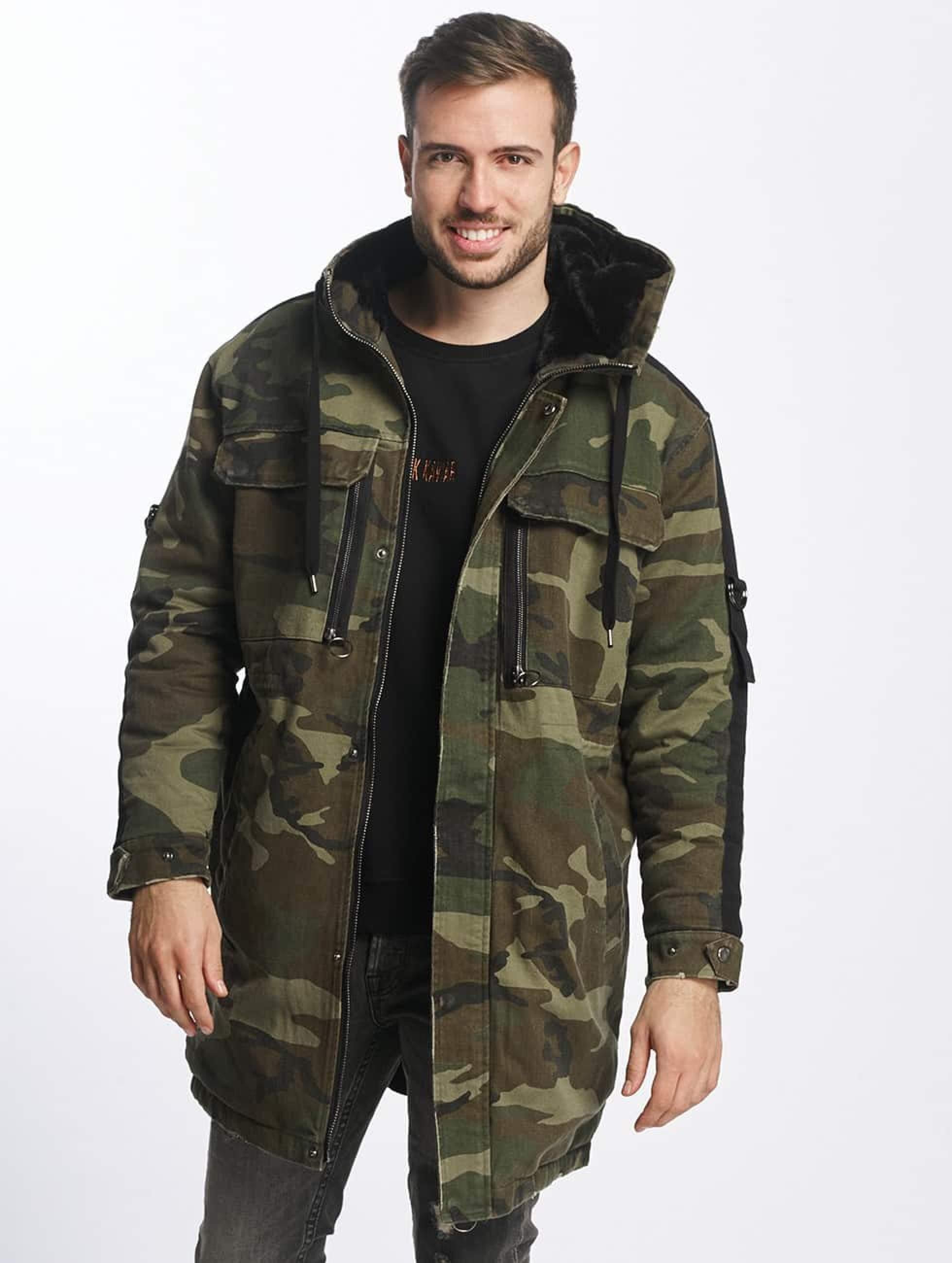 Black Kaviar | Rayban  camouflage Homme Manteau hiver