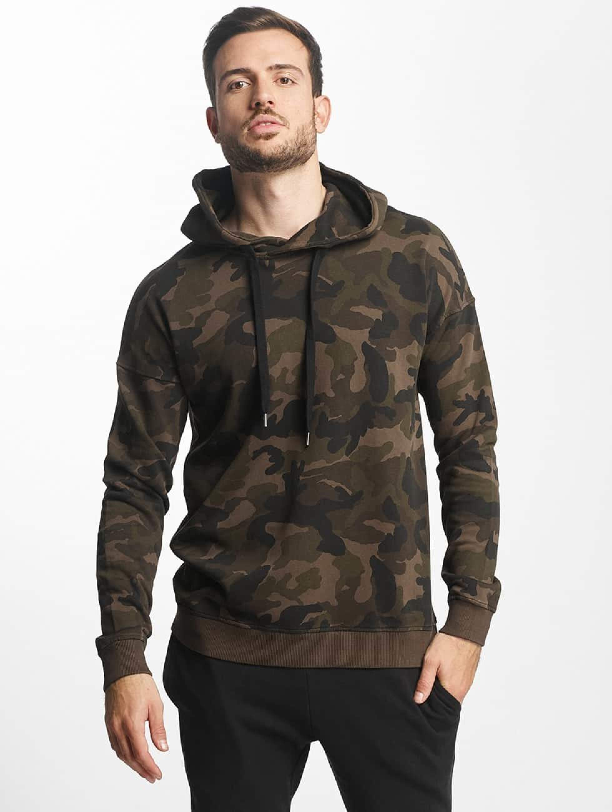 Black Kaviar | Riwan camouflage Homme Sweat capuche