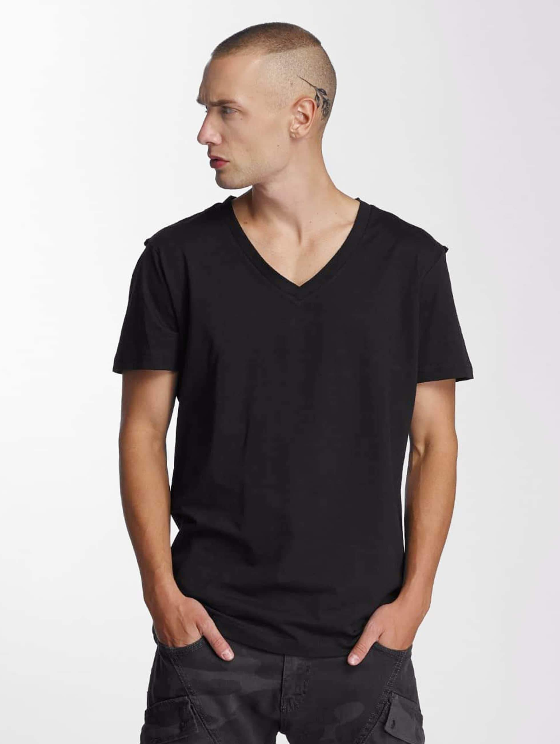 Bangastic / T-Shirt V-Neck in black S