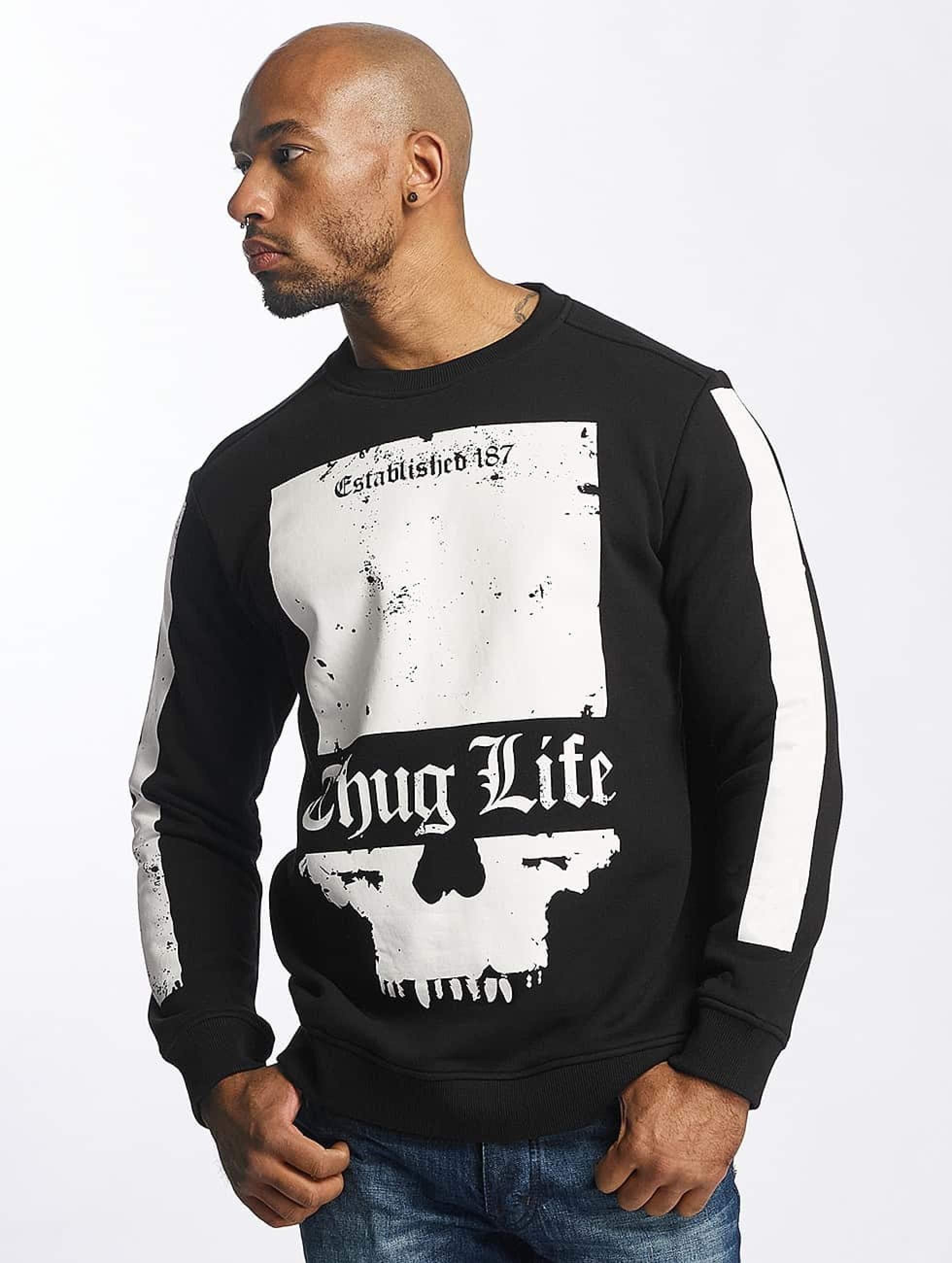 Thug Life / Jumper Blind in black M