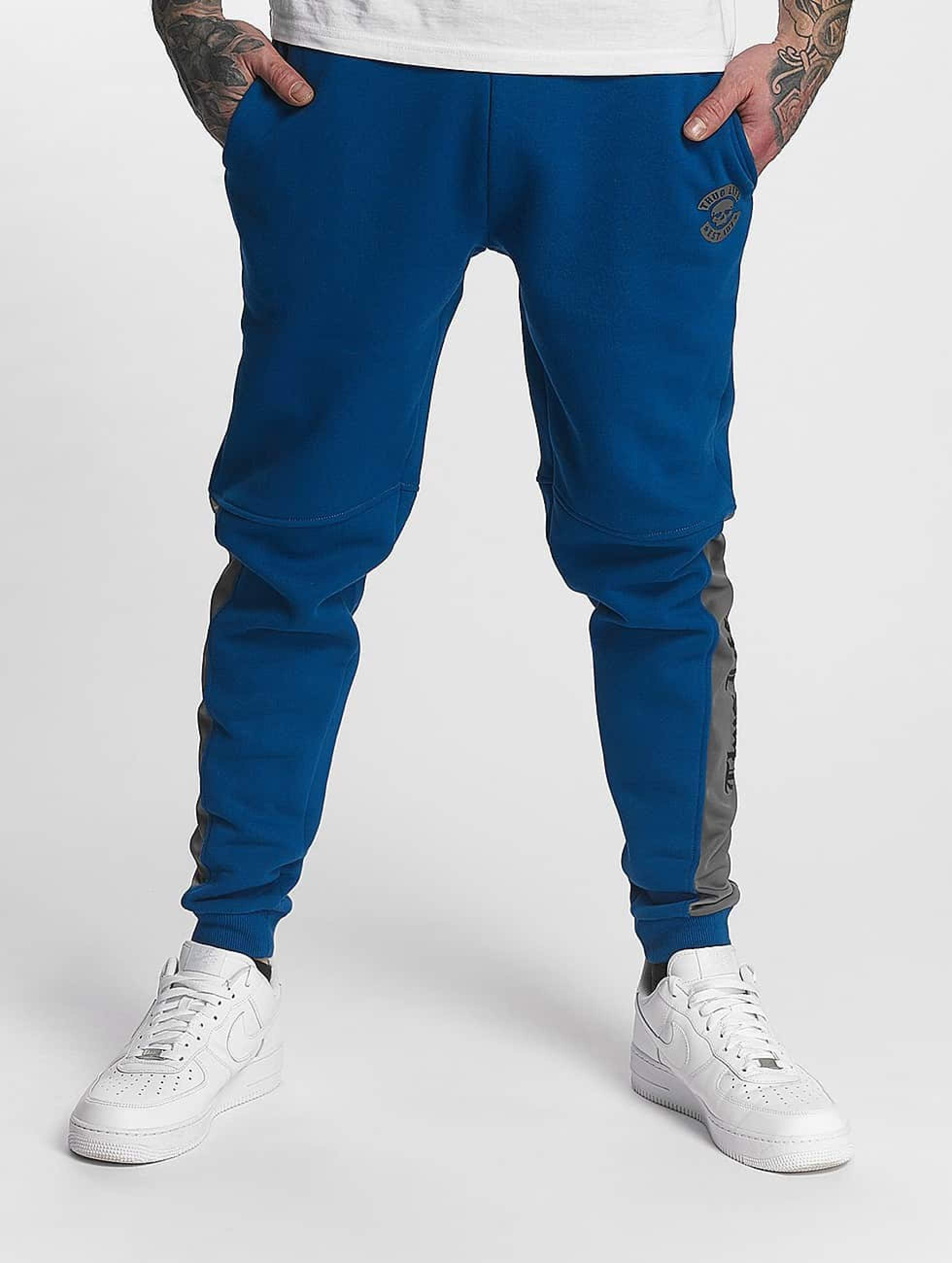 Thug Life / Sweat Pant Kurgan in blue L