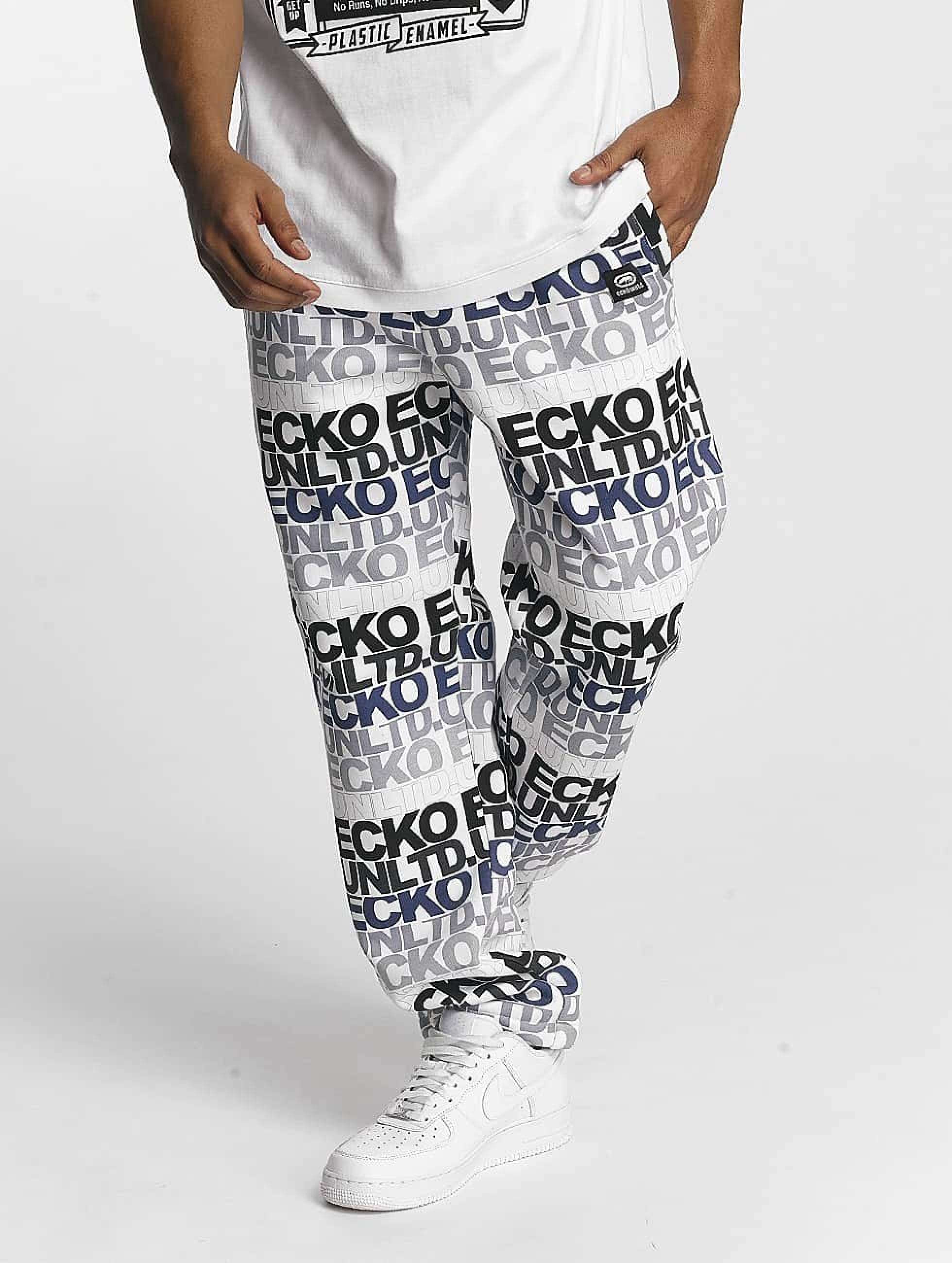Ecko Unltd. / Sweat Pant TroudÀrgent in white L